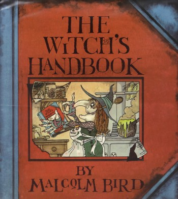 Image for THE WITCH'S HANDBOOK