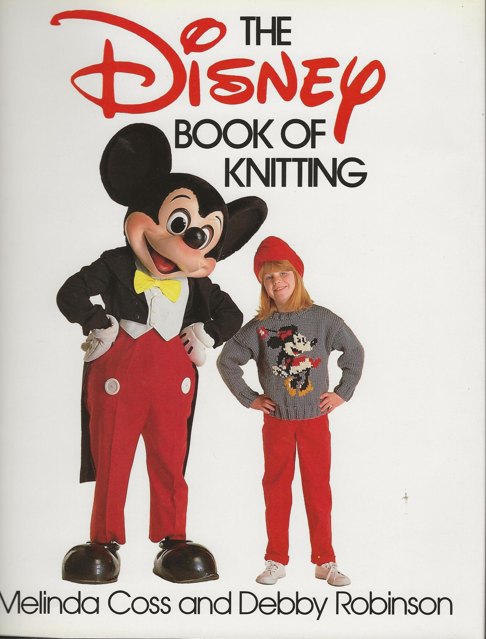 Image for DISNEY BOOK OF KNITTING