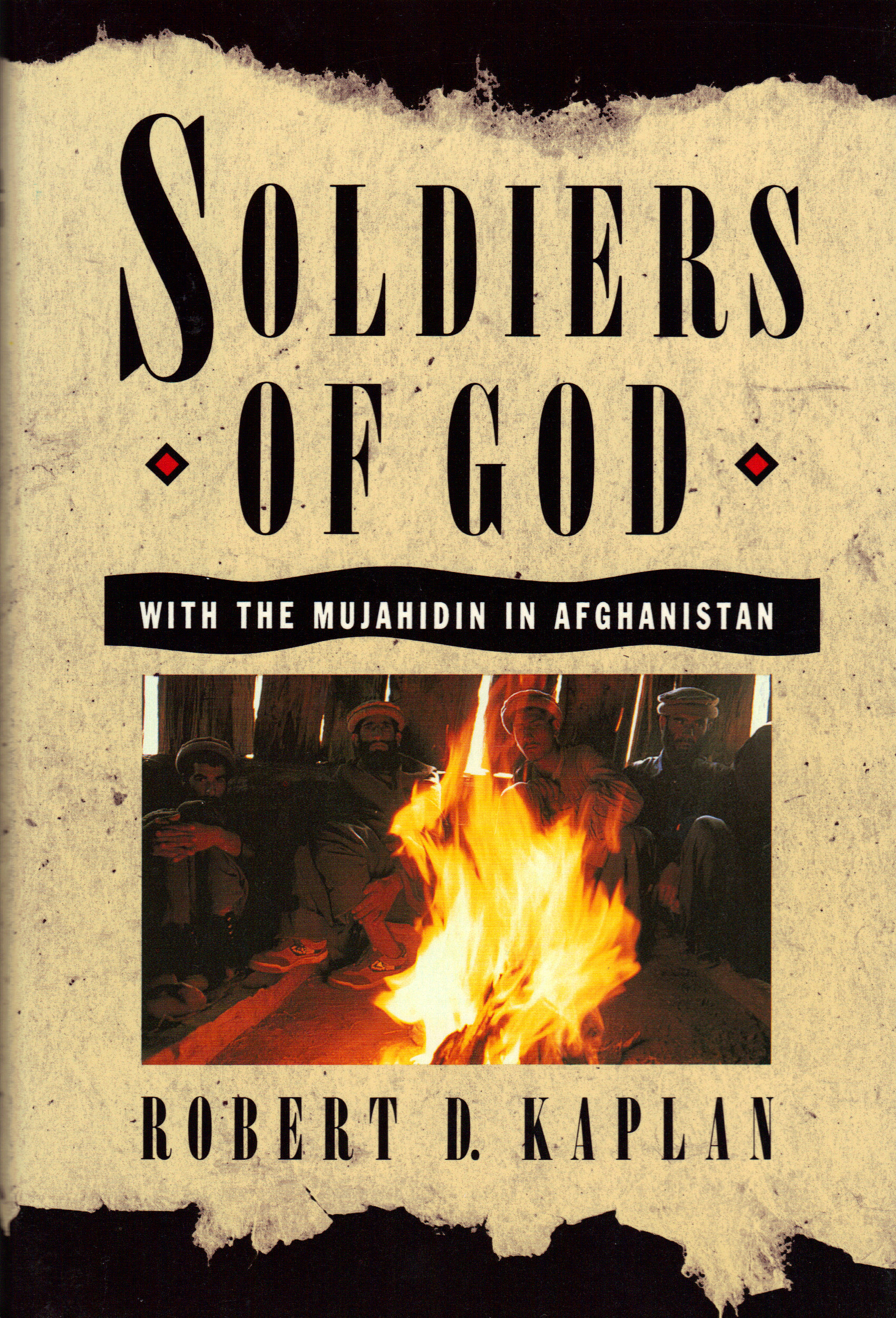 Image for SOLDIERS OF GOD ~ With the Mujahidin in Afghanistan