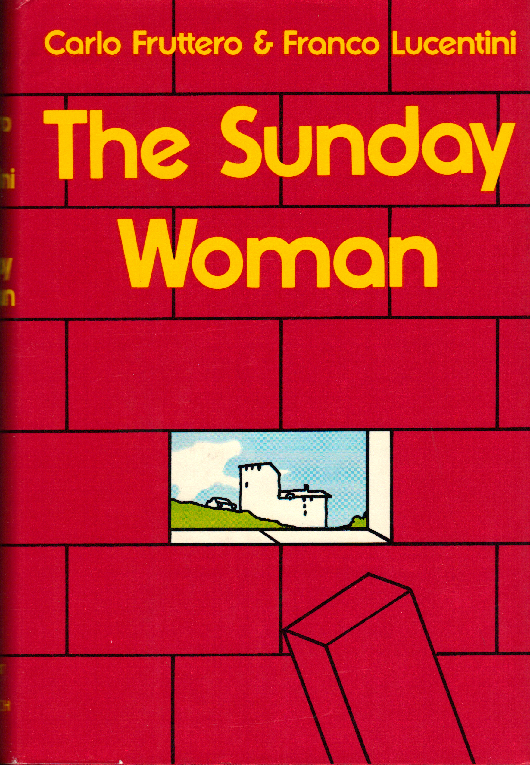 Image for THE SUNDAY WOMAN