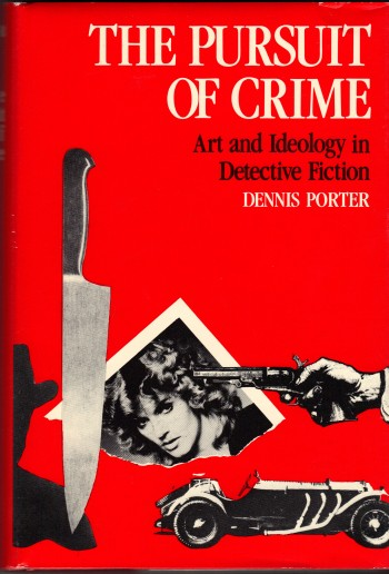 Image for THE PURSUIT OF CRIME ~Art and Ideology in Detective Fiction
