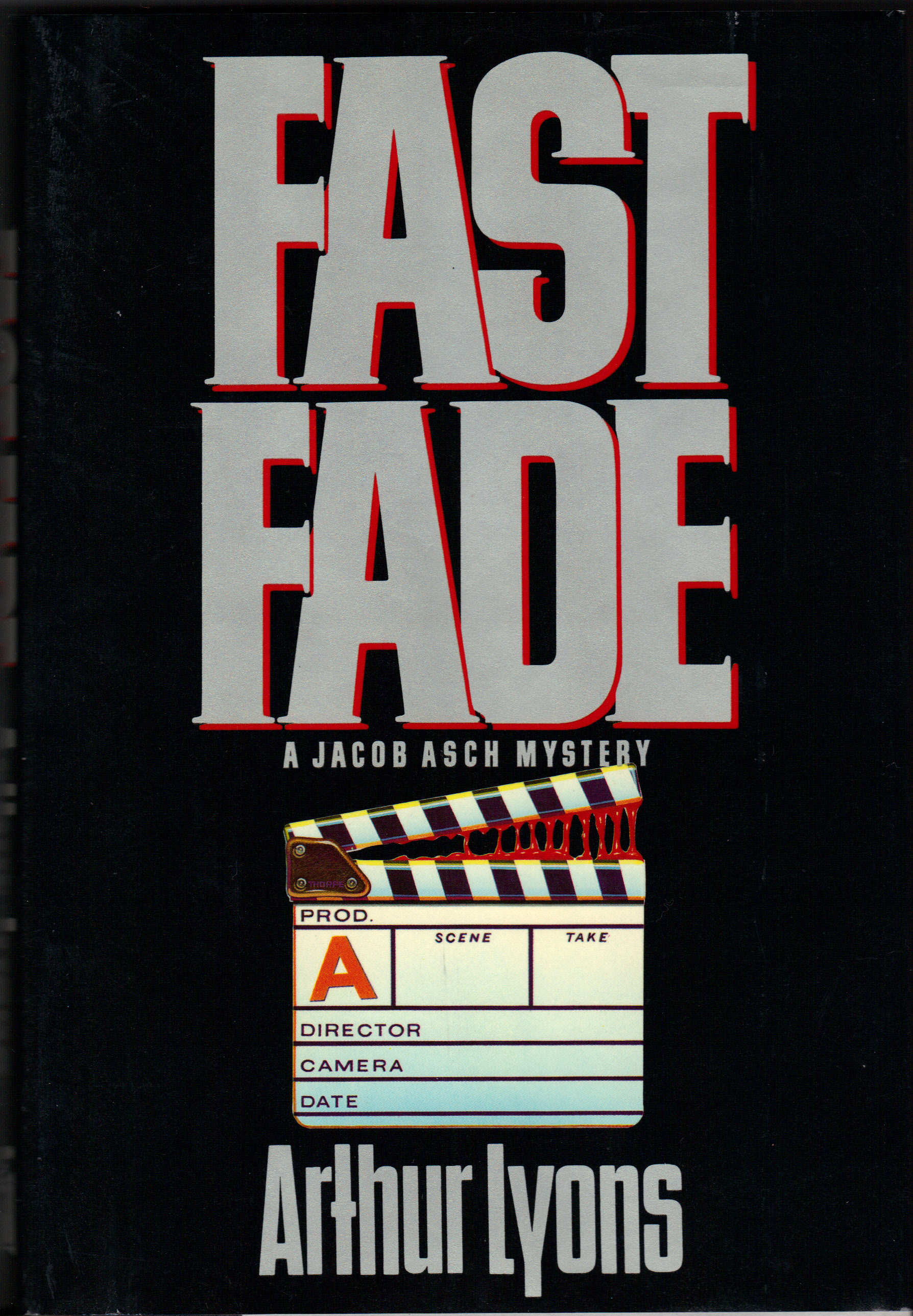 Image for FAST FADE