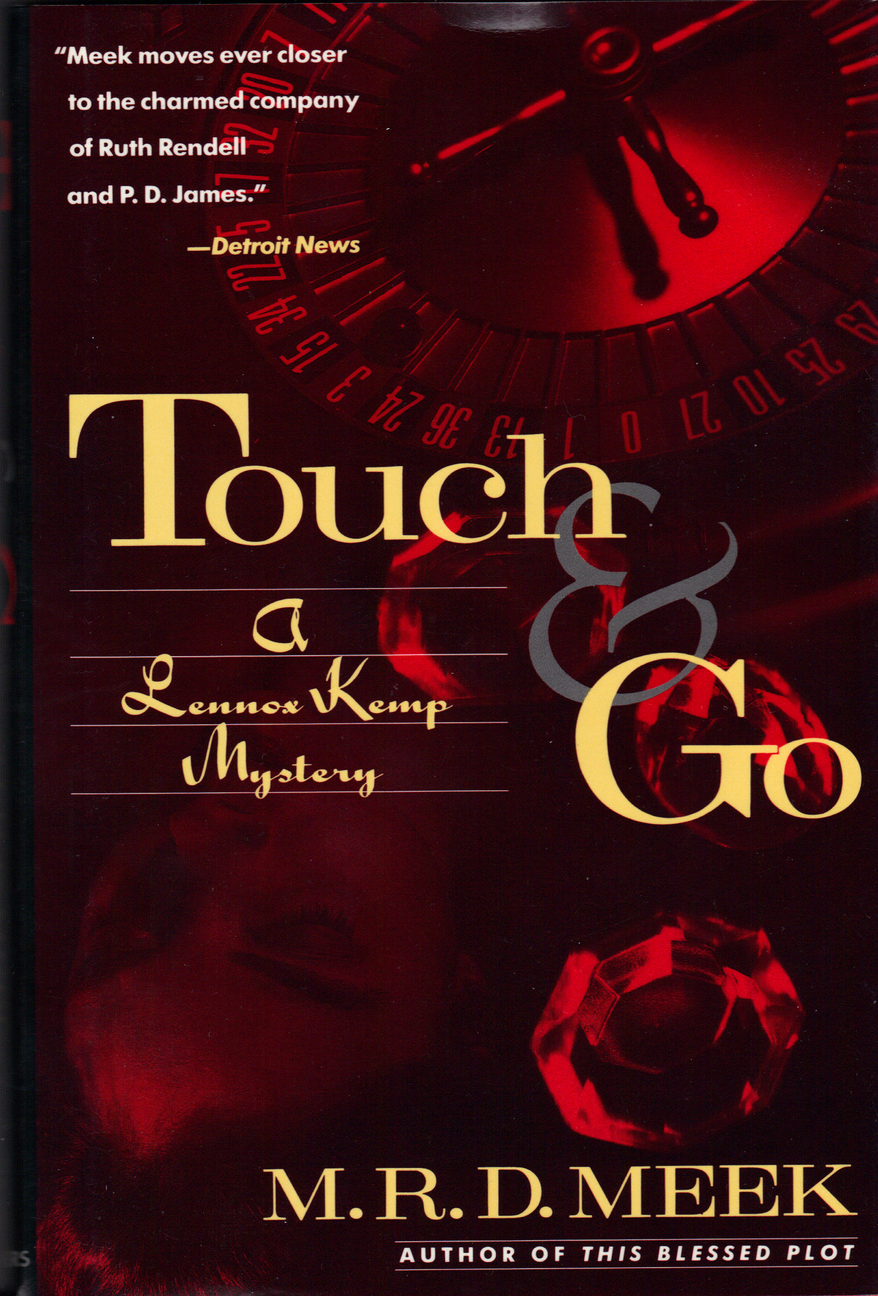Image for TOUCH AND GO