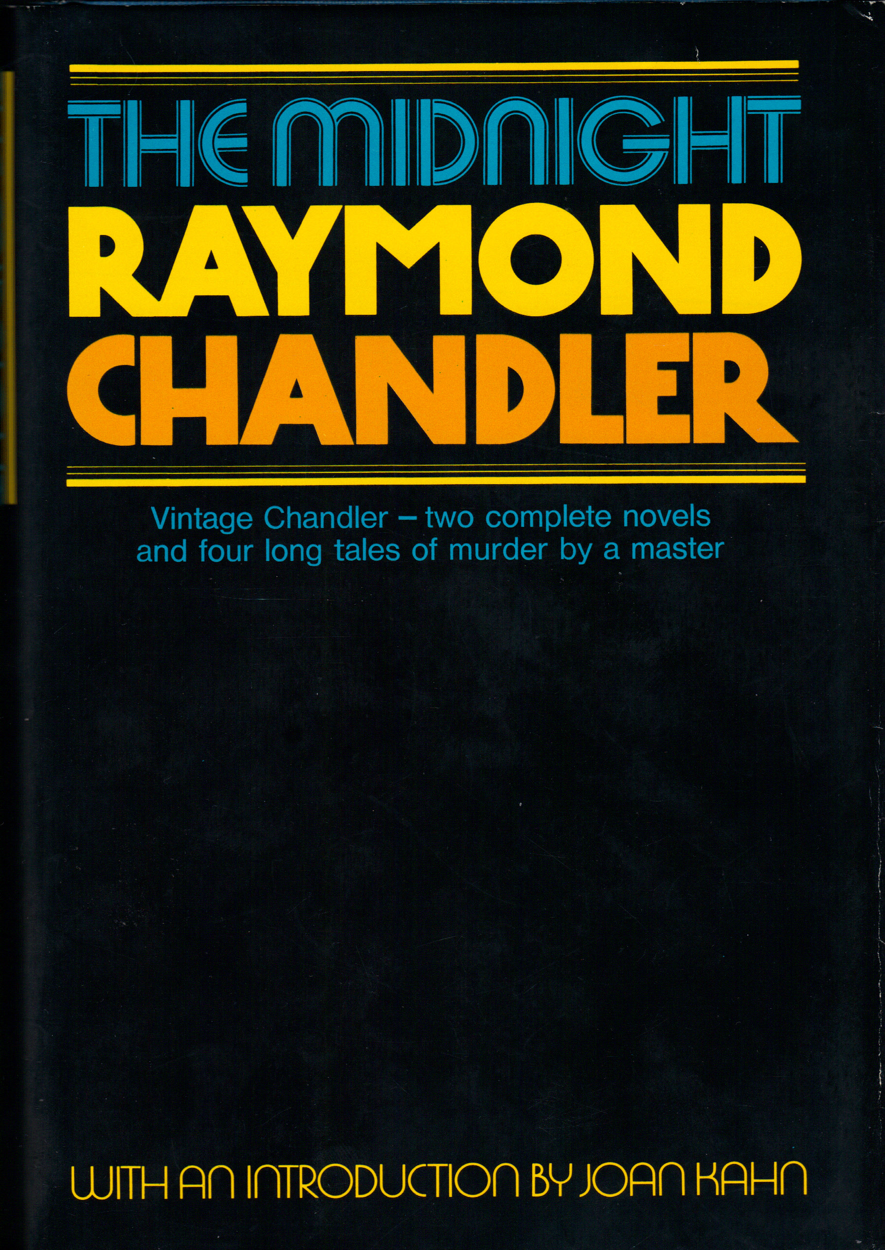 Image for THE MIDNIGHT RAYMOND CHANDLER
