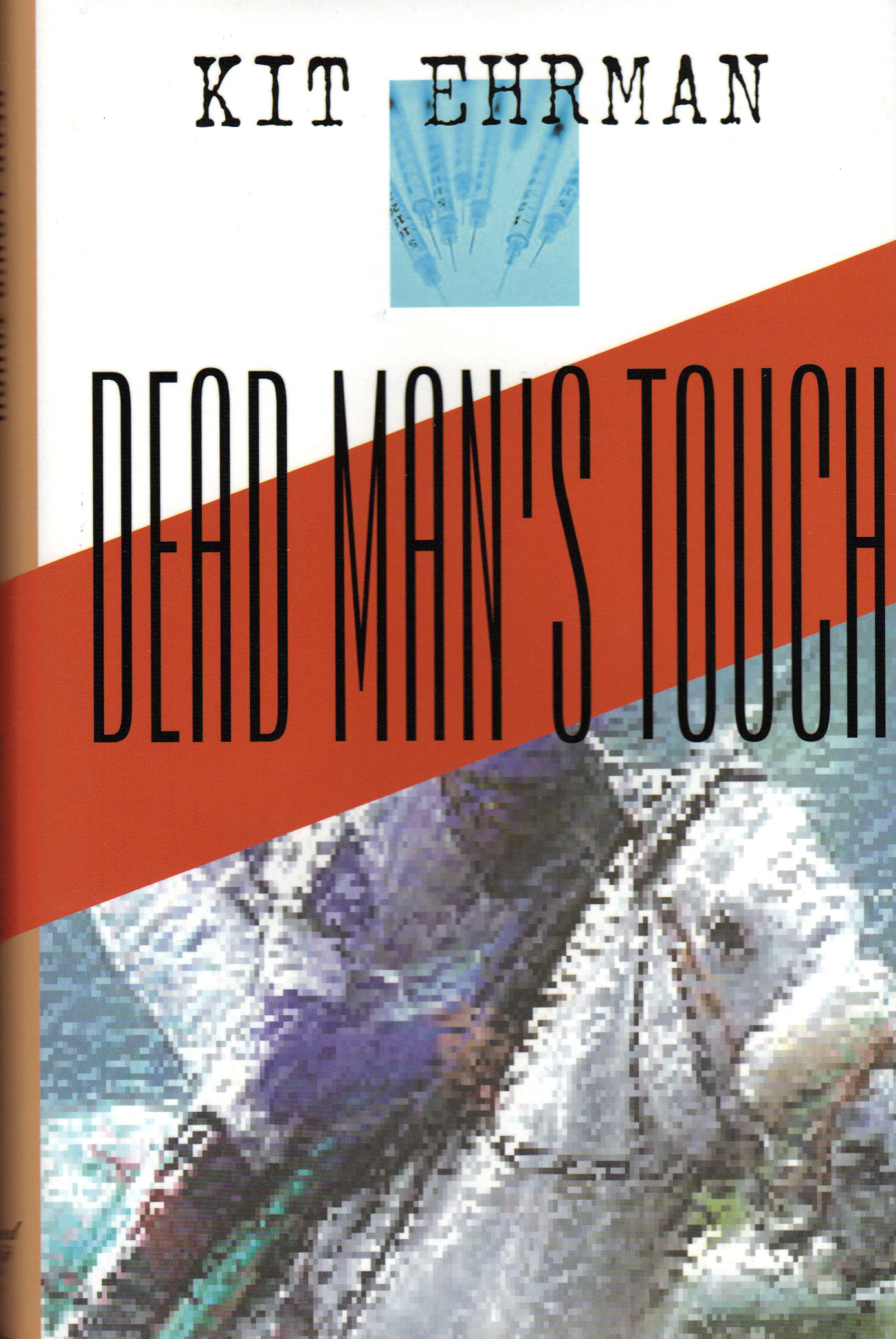 Image for DEAD MAN'S TOUCH