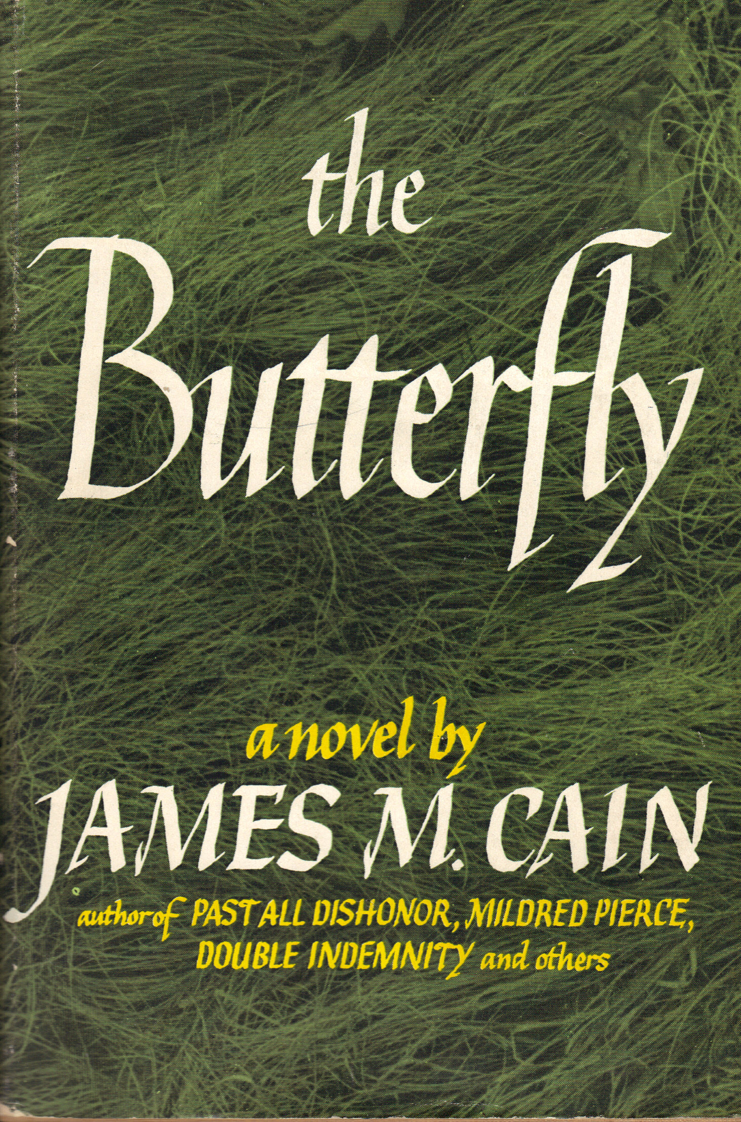 Image for THE BUTTERFLY