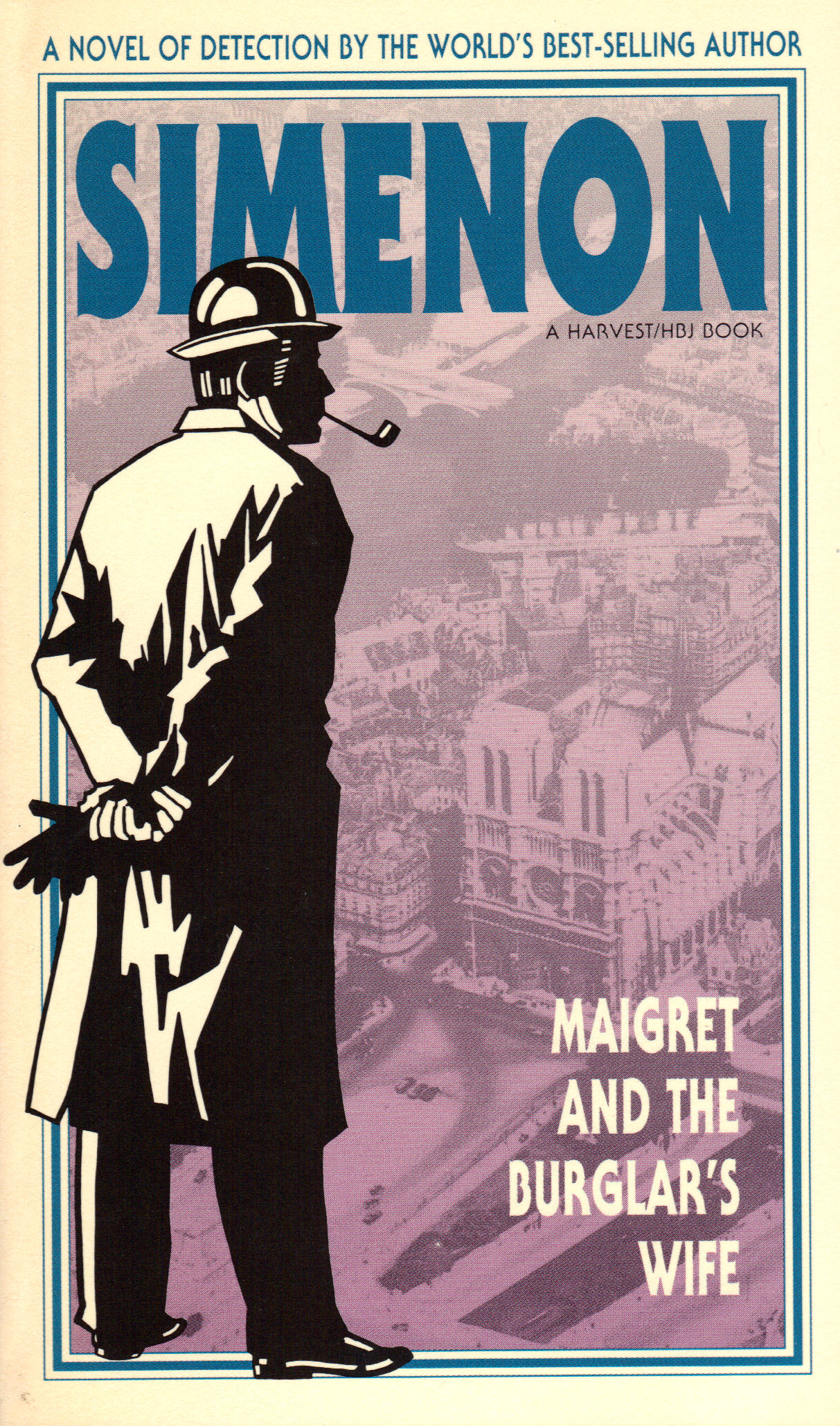 Image for MAIGRET AND THE BURGLAR'S WIFE