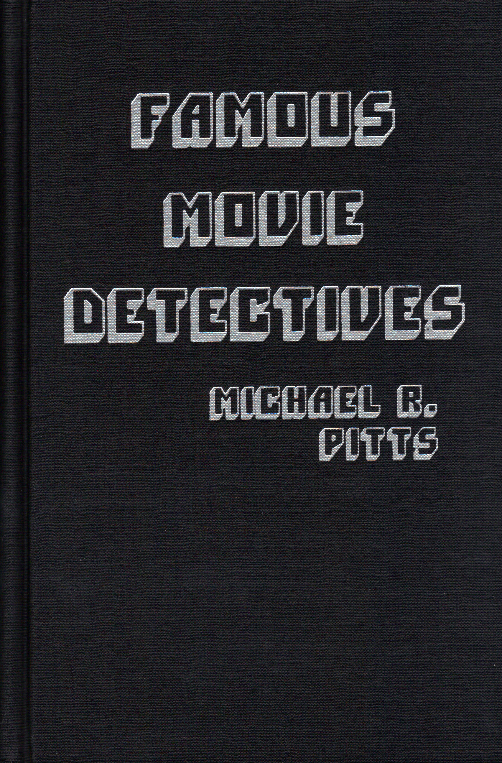 Image for FAMOUS MOVIE DETECTIVES