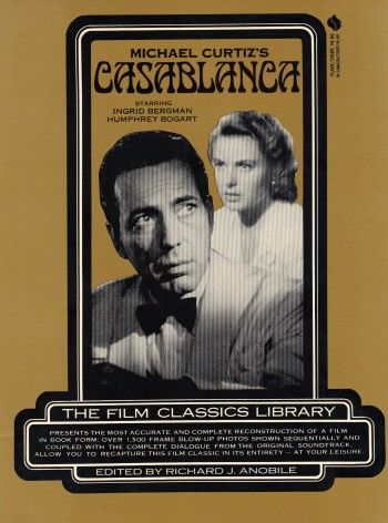 Image for MICHAEL CURTIZ'S CASABLANCA