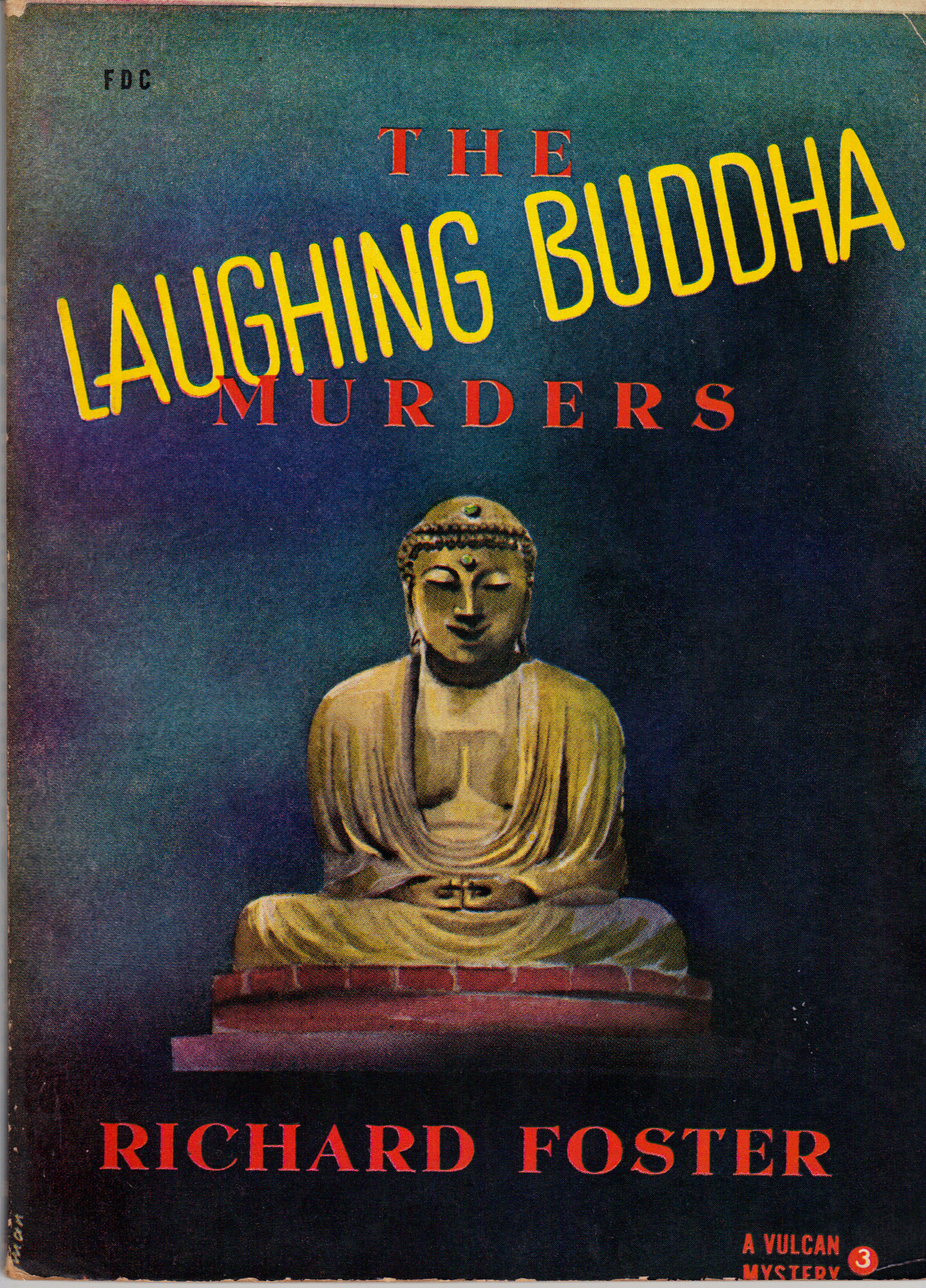 Image for THE LAUGHING BUDDHA MURDERS