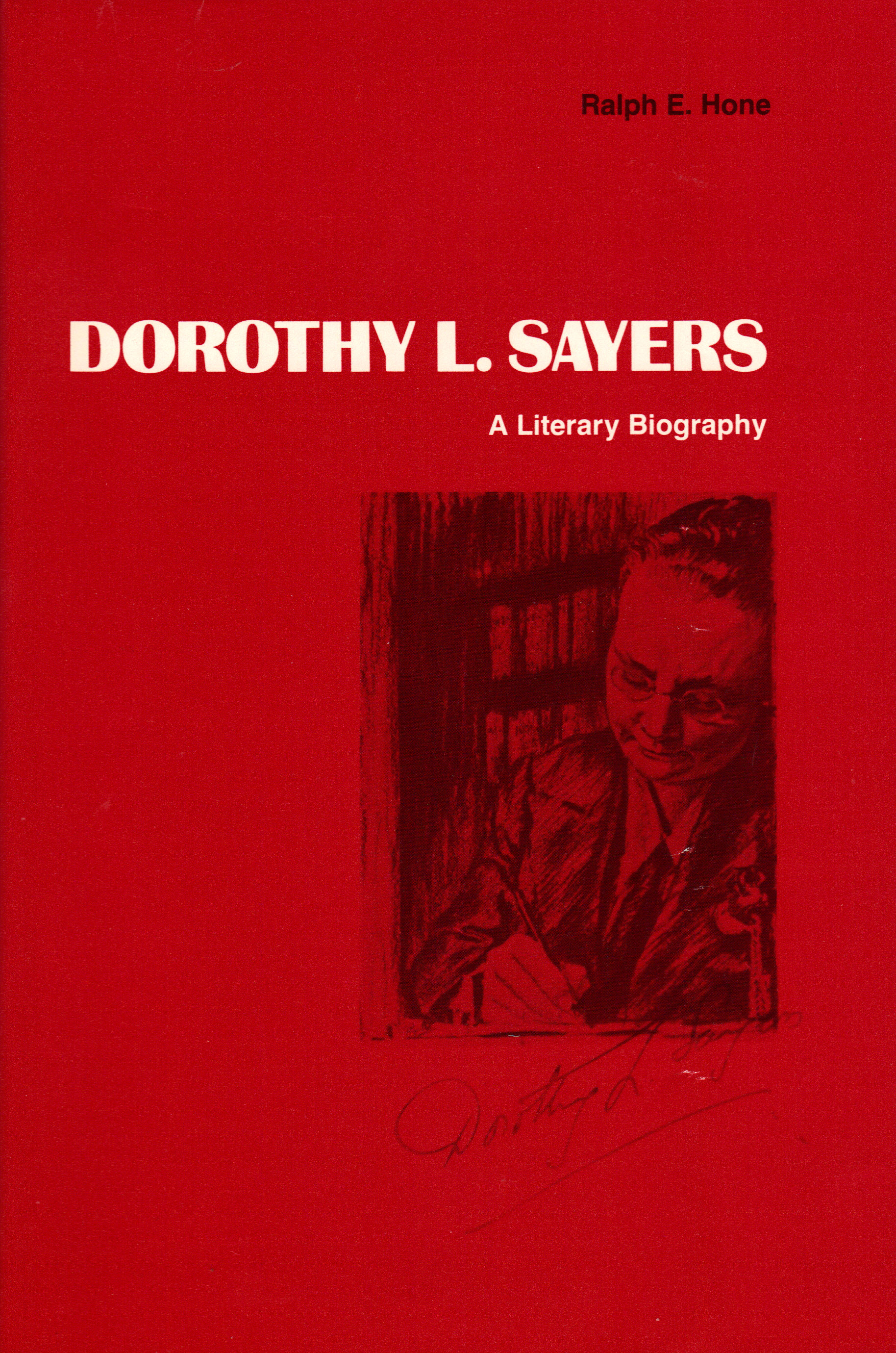 Image for DOROTHY L. SAYERS ~ A Literary Biography