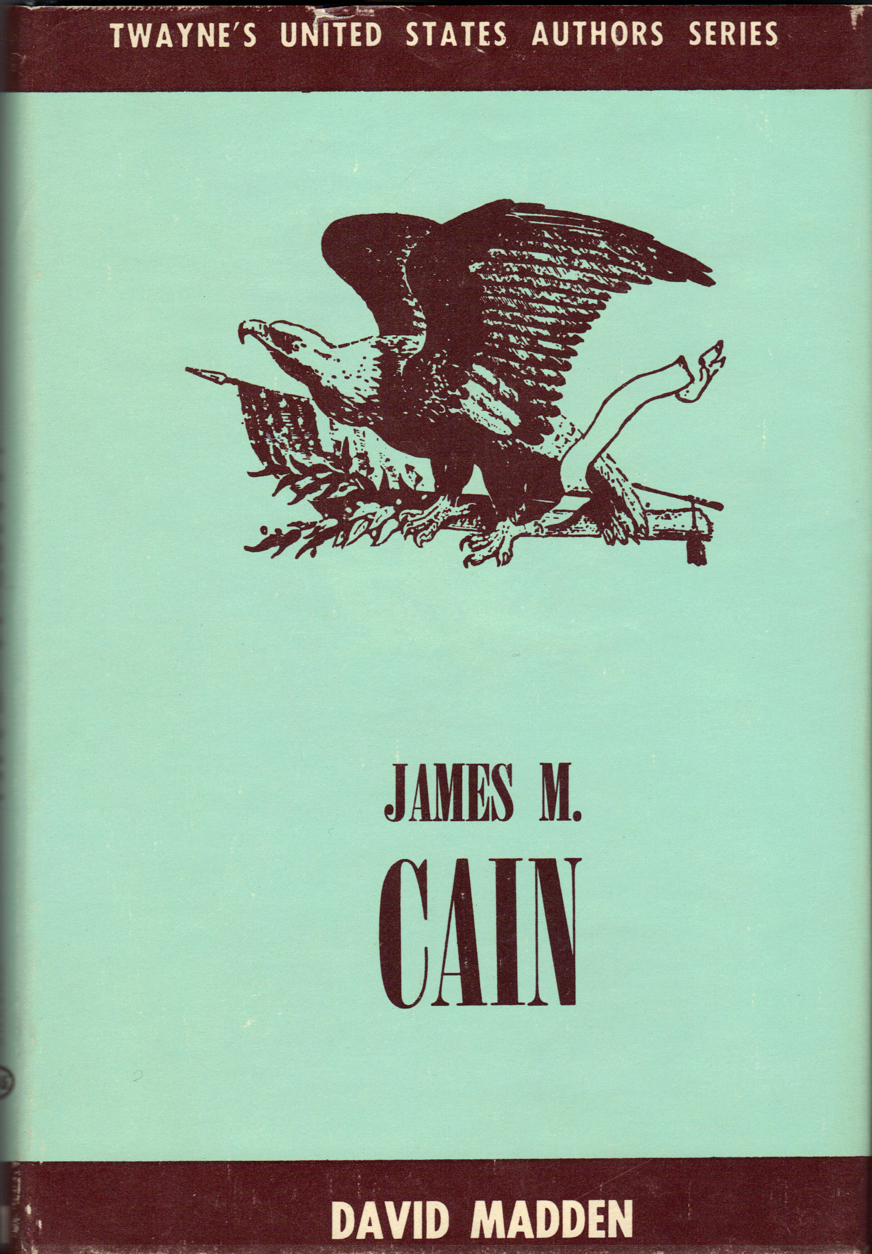 Image for JAMES M. CAIN