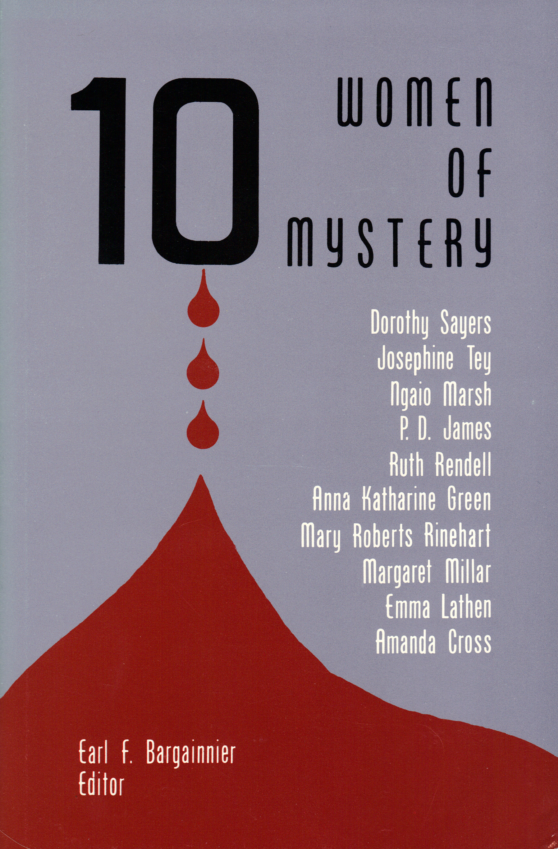 Image for 10 WOMEN OF MYSTERY
