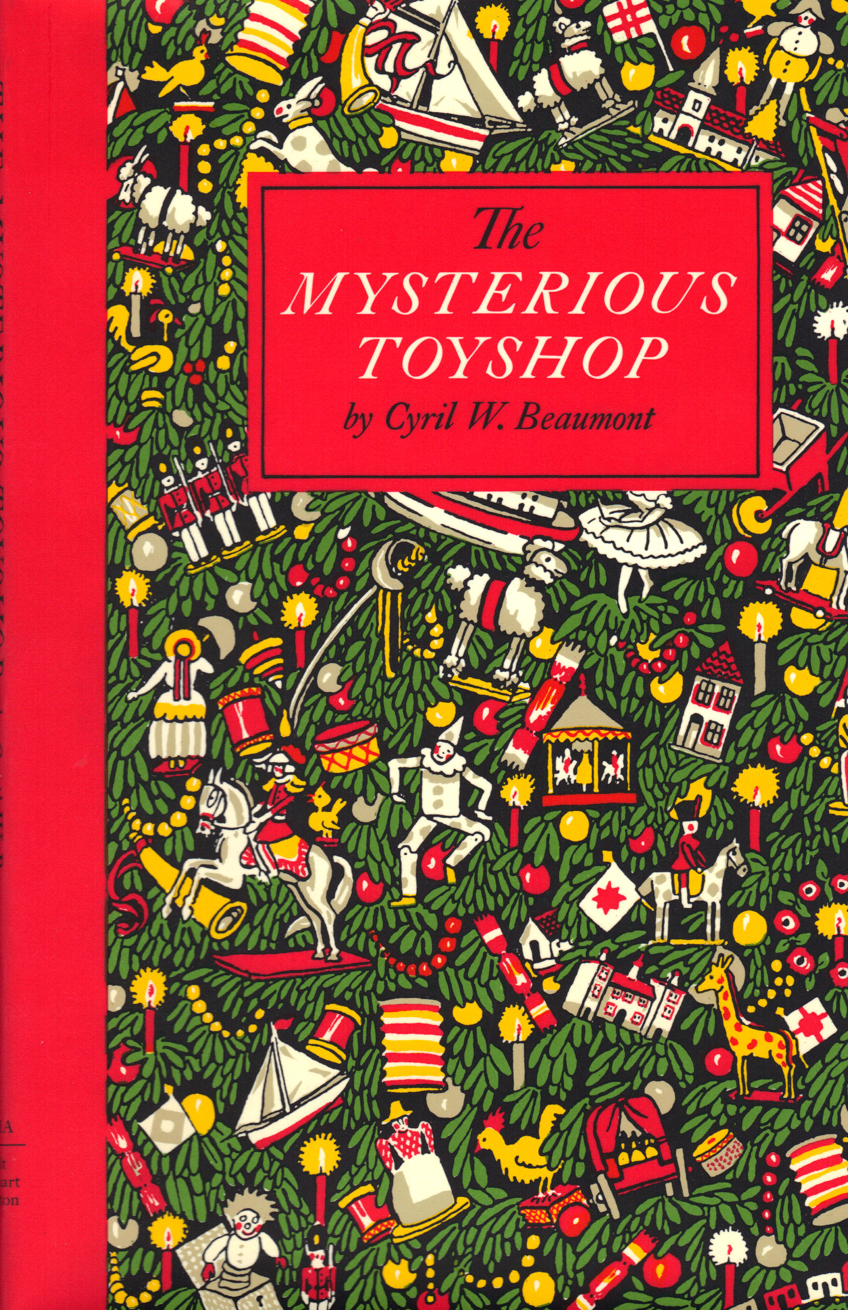 Image for THE MYSTERIOUS TOYSHOP ~ A Fairy Tale