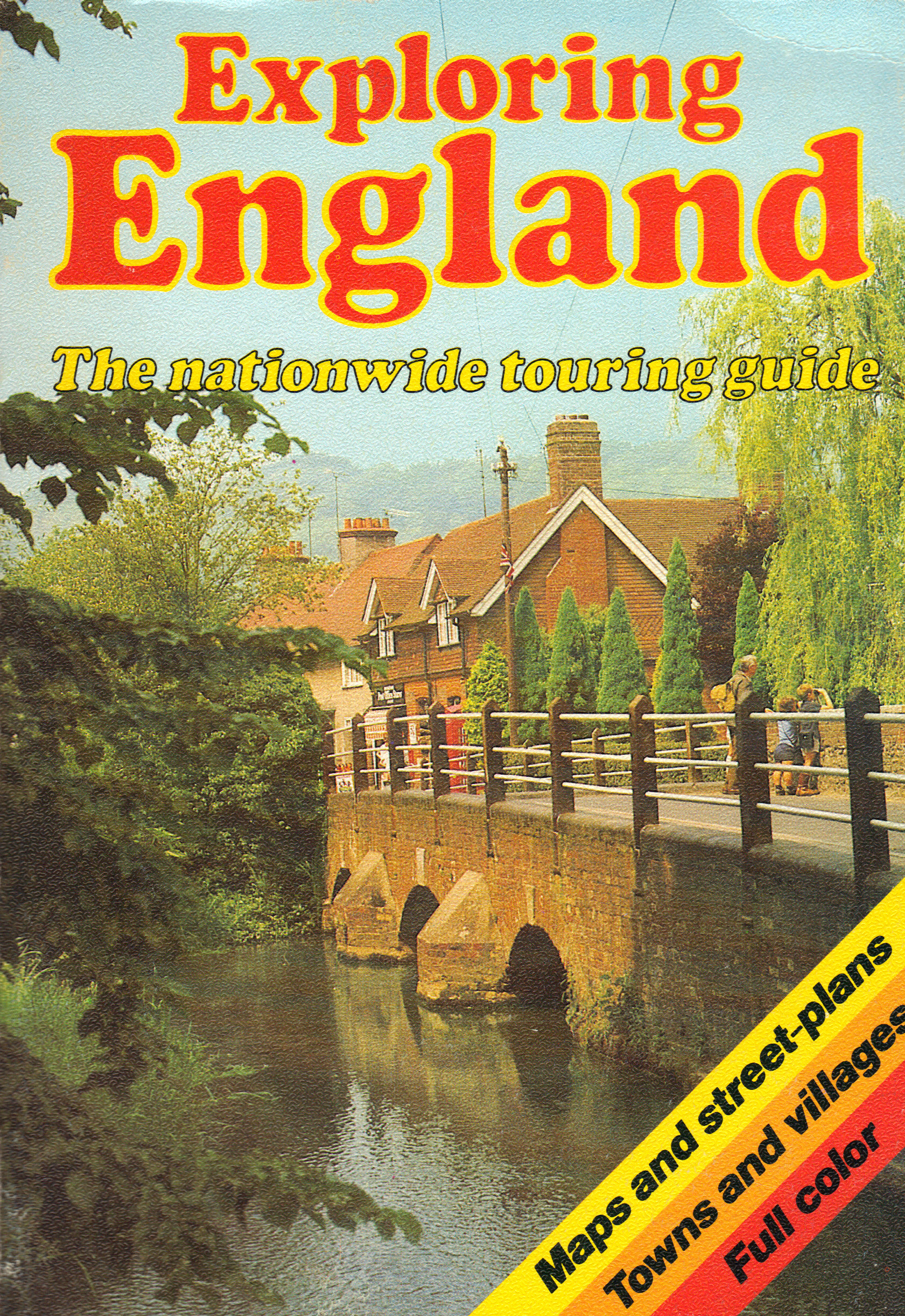 Image for EXPLORING ENGLAND