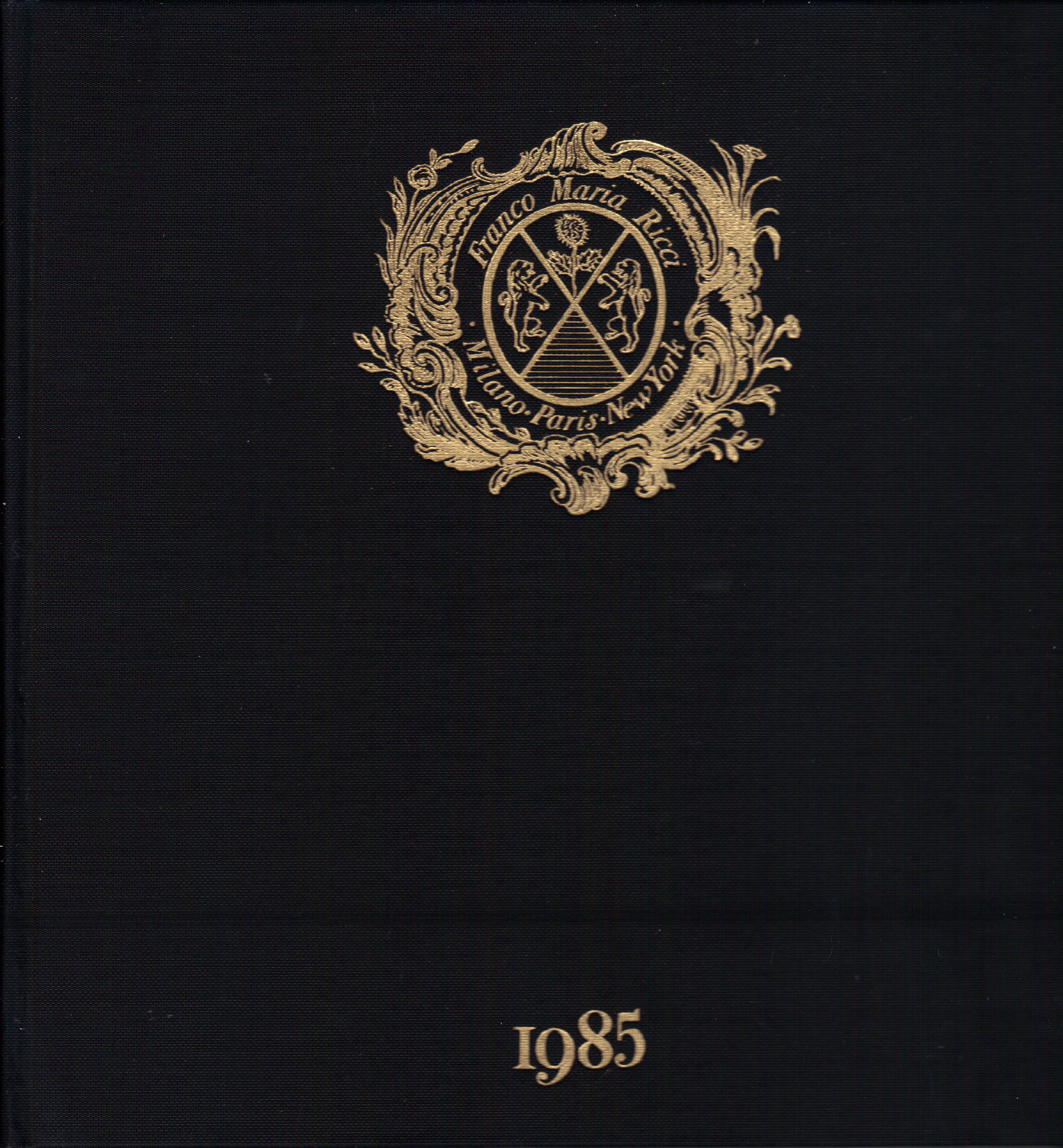 Image for 1985 AGENDA ~ APPOINTMENT ~ ADDRESS BOOK