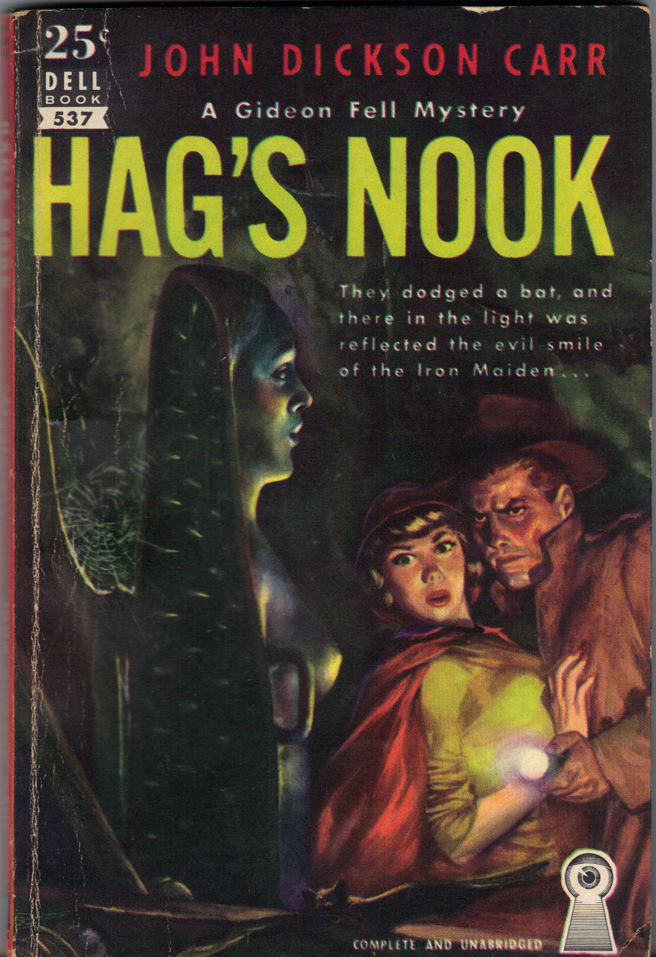 Image for HAG'S NOOK