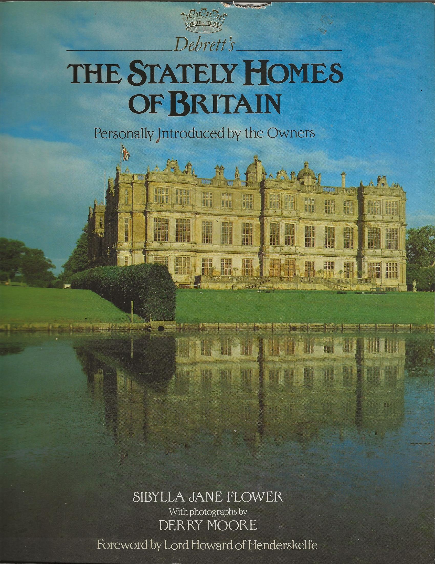Image for DEBRETT'S THE STATELY HOMES OF BRITAIN