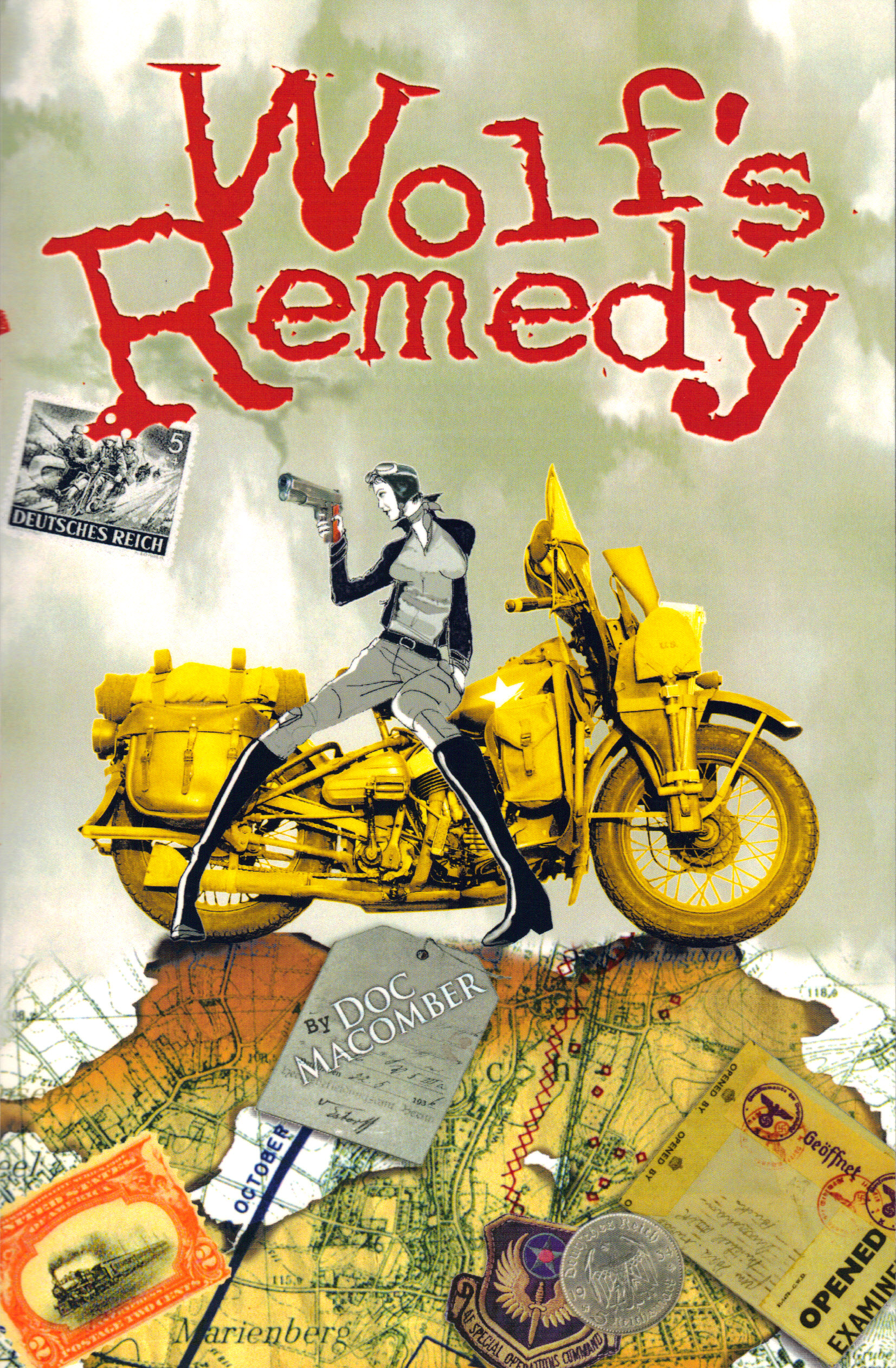 Image for WOLF'S REMEDY