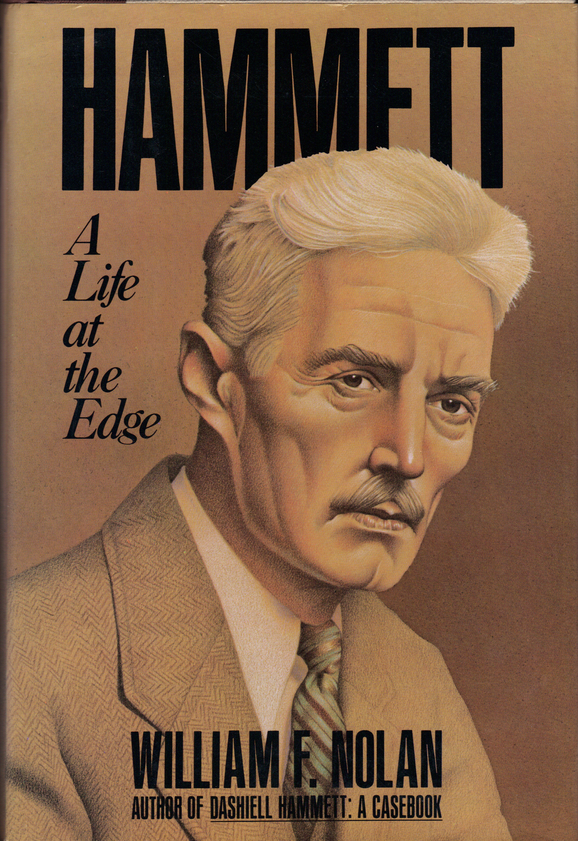 Image for HAMMETT ~ A Life At The Edge