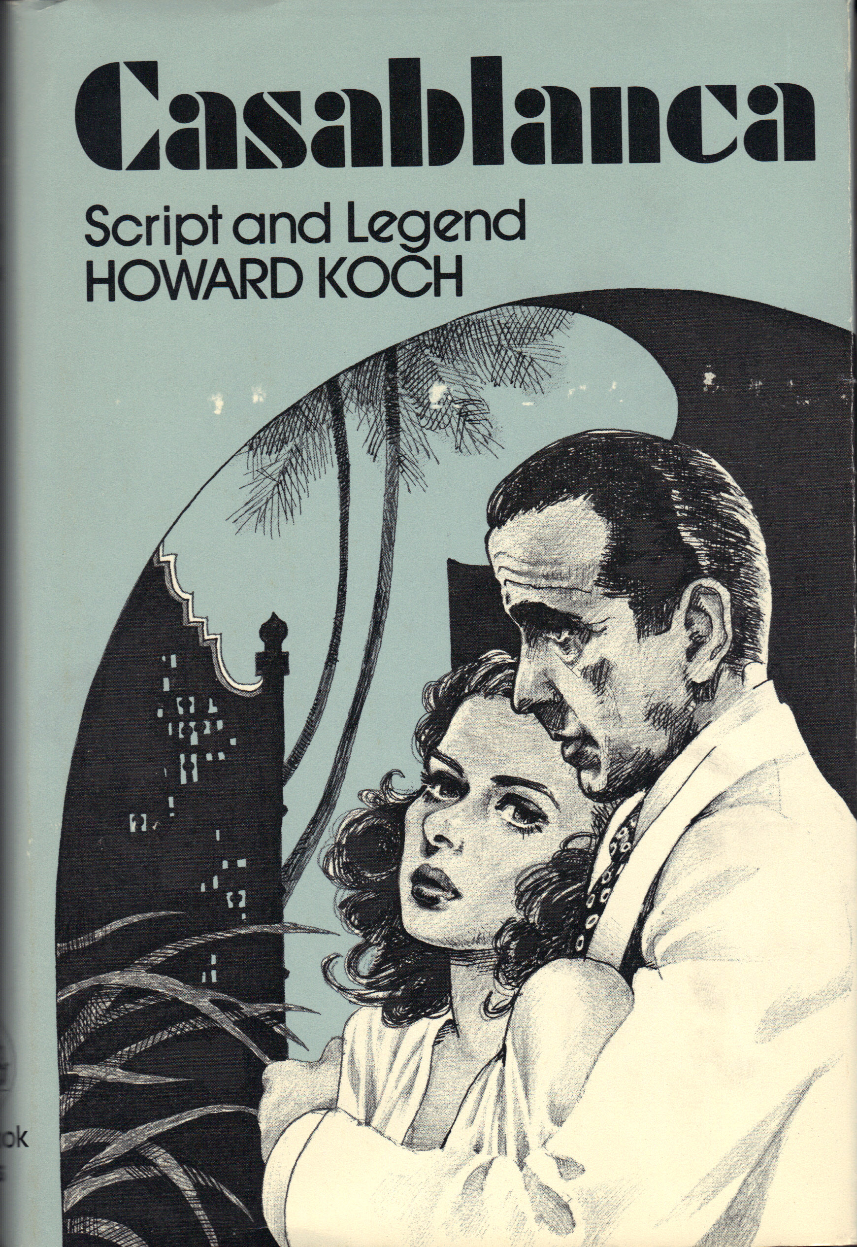Image for CASABLANCA ~ Script and Legend