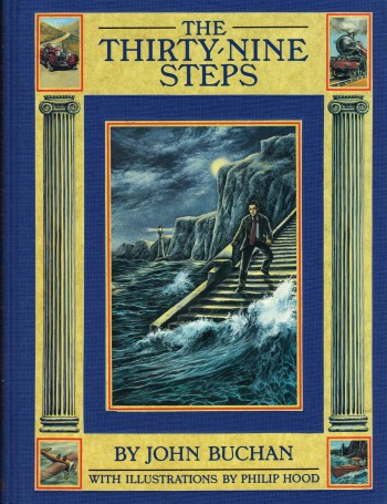 Image for THE THIRTY-NINE STEPS