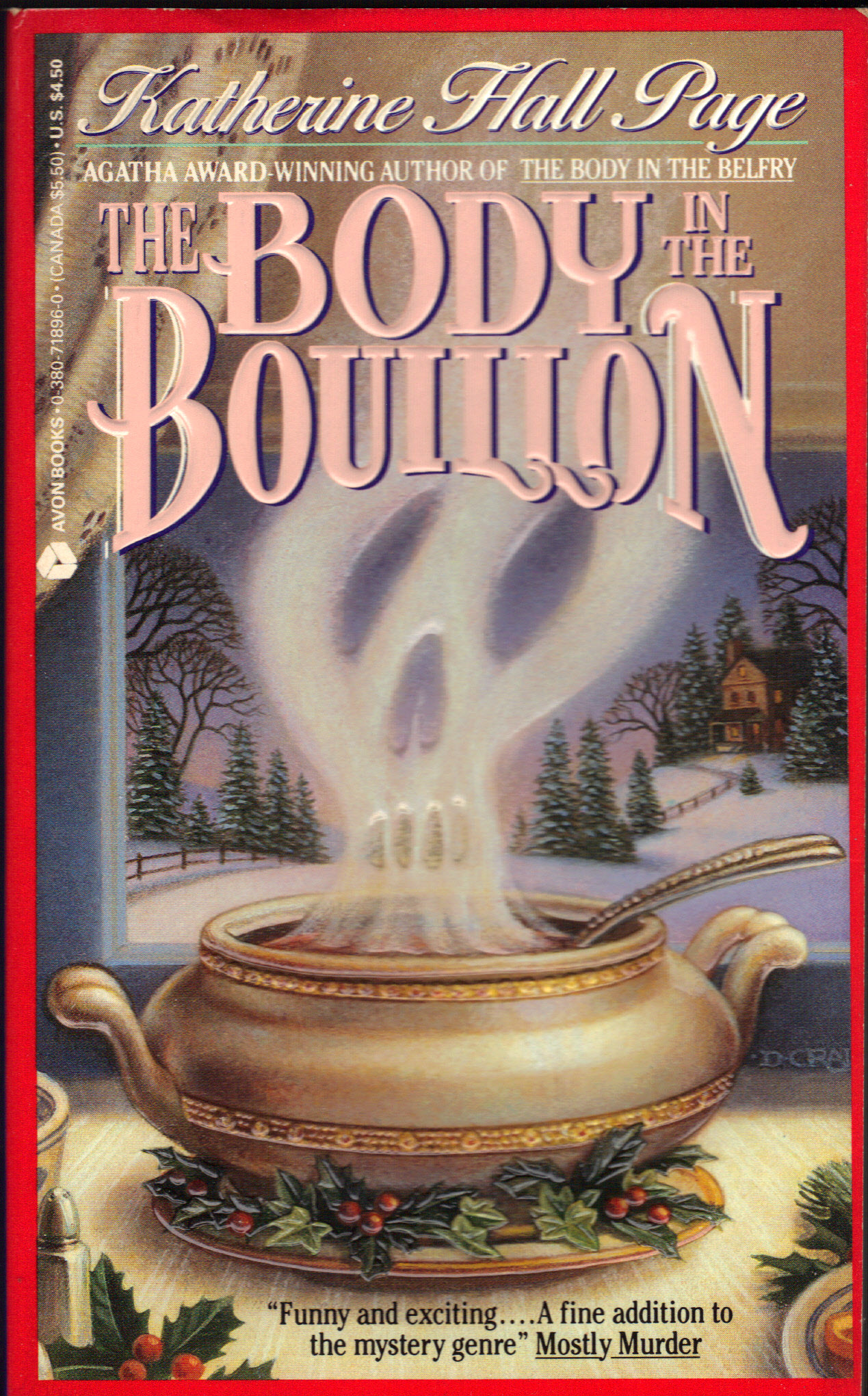 Image for THE BODY IN THE BOUILLON