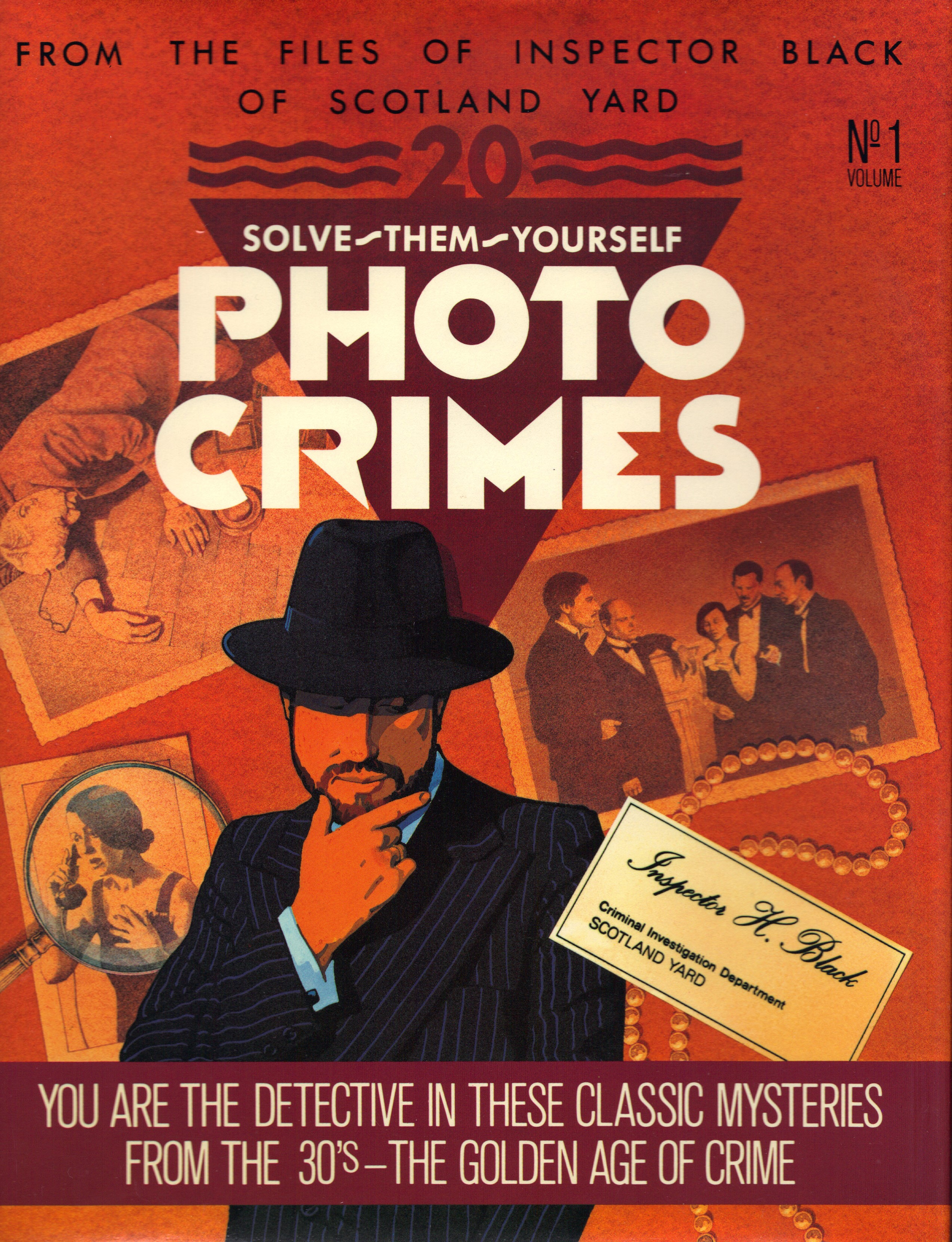Image for SOLVE~THEM~YOURSELF PHOTO CRIMES