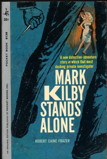 Image for MARK KILBY STANDS ALONE