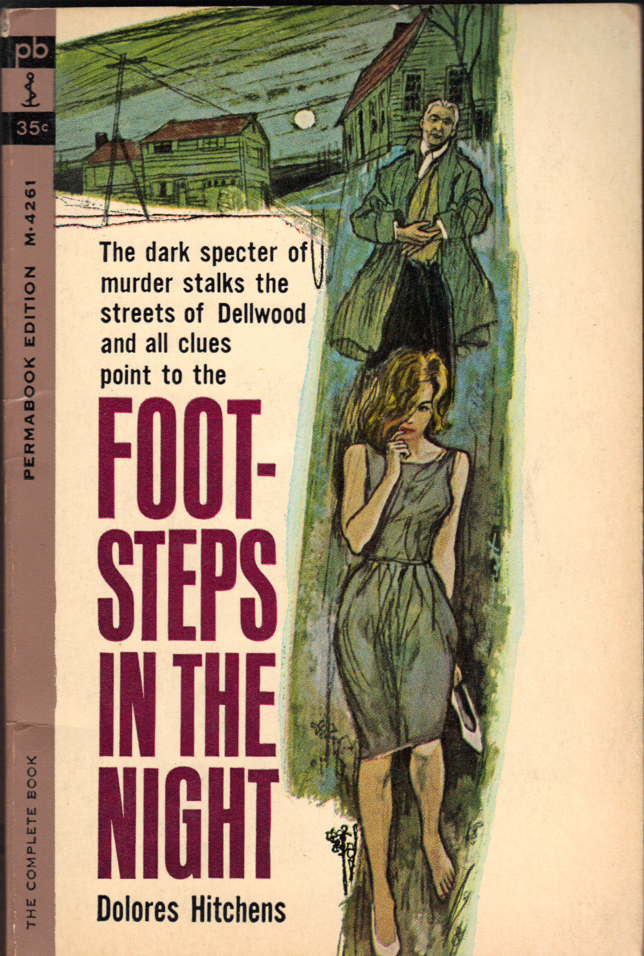 Image for FOOTSTEPS IN THE NIGHT