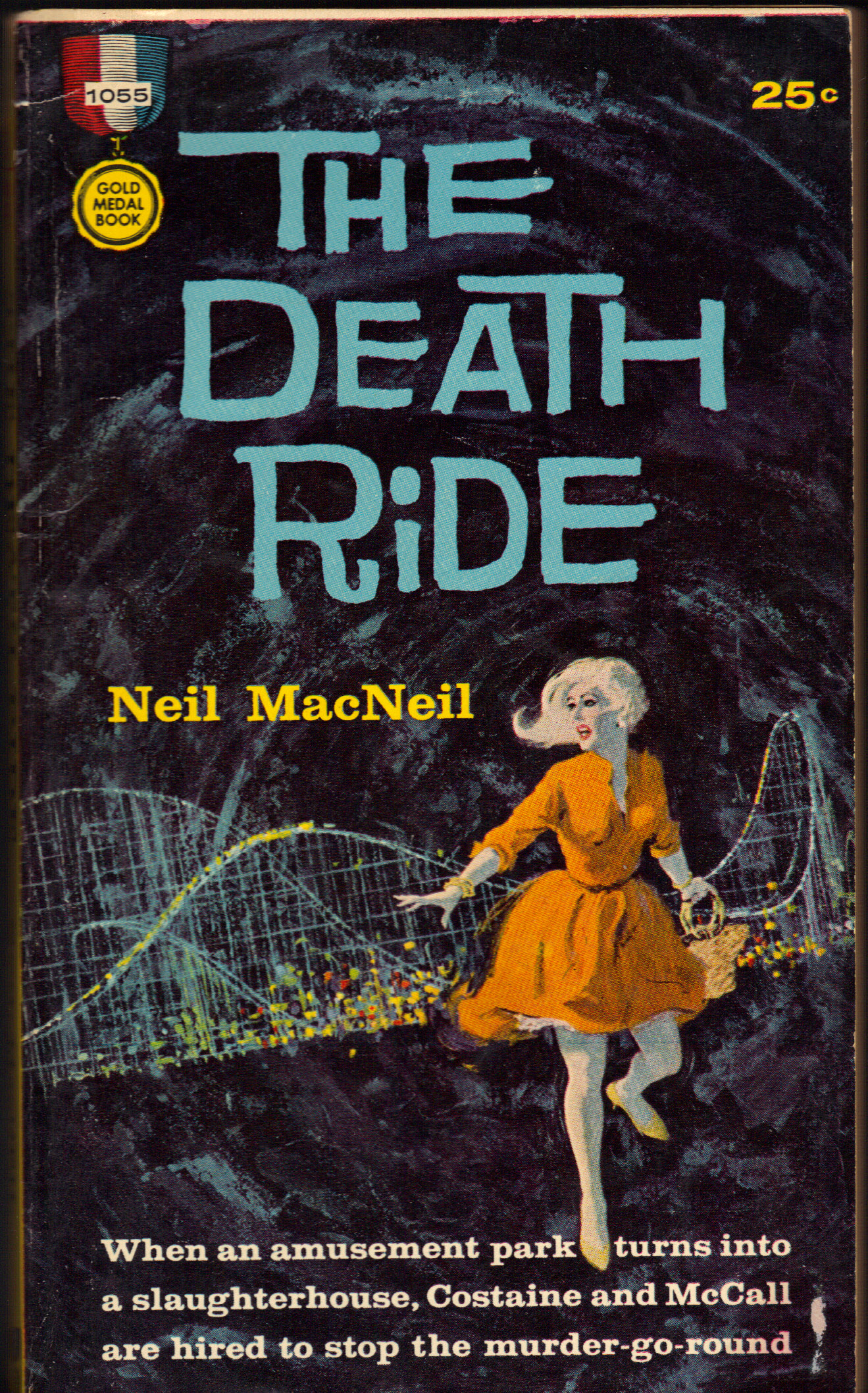 Image for THE DEATH RIDE