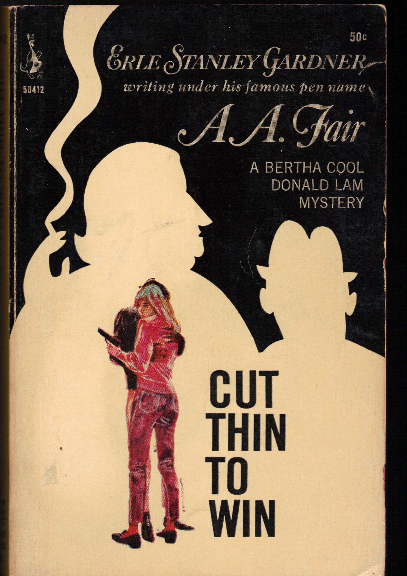 Image for CUT THIN TO WIN