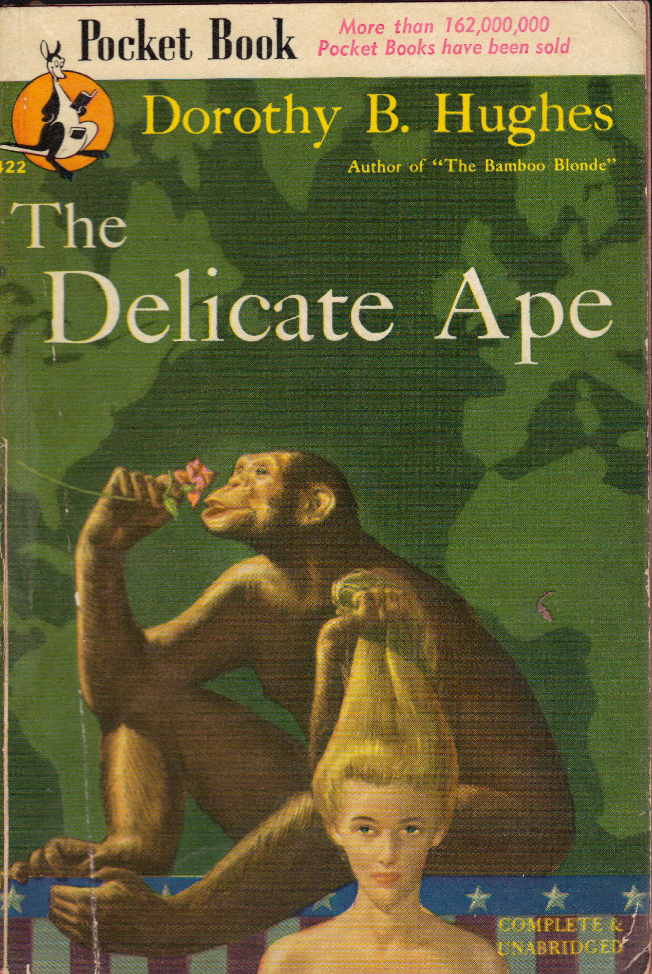 Image for THE DELICATE APE
