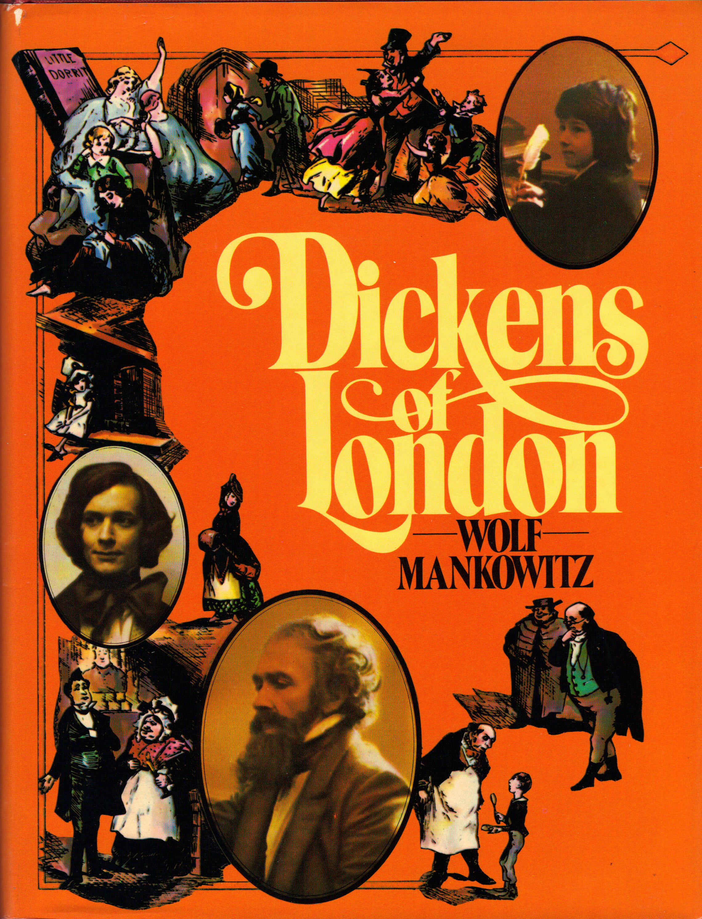 Image for DICKENS OF LONDON