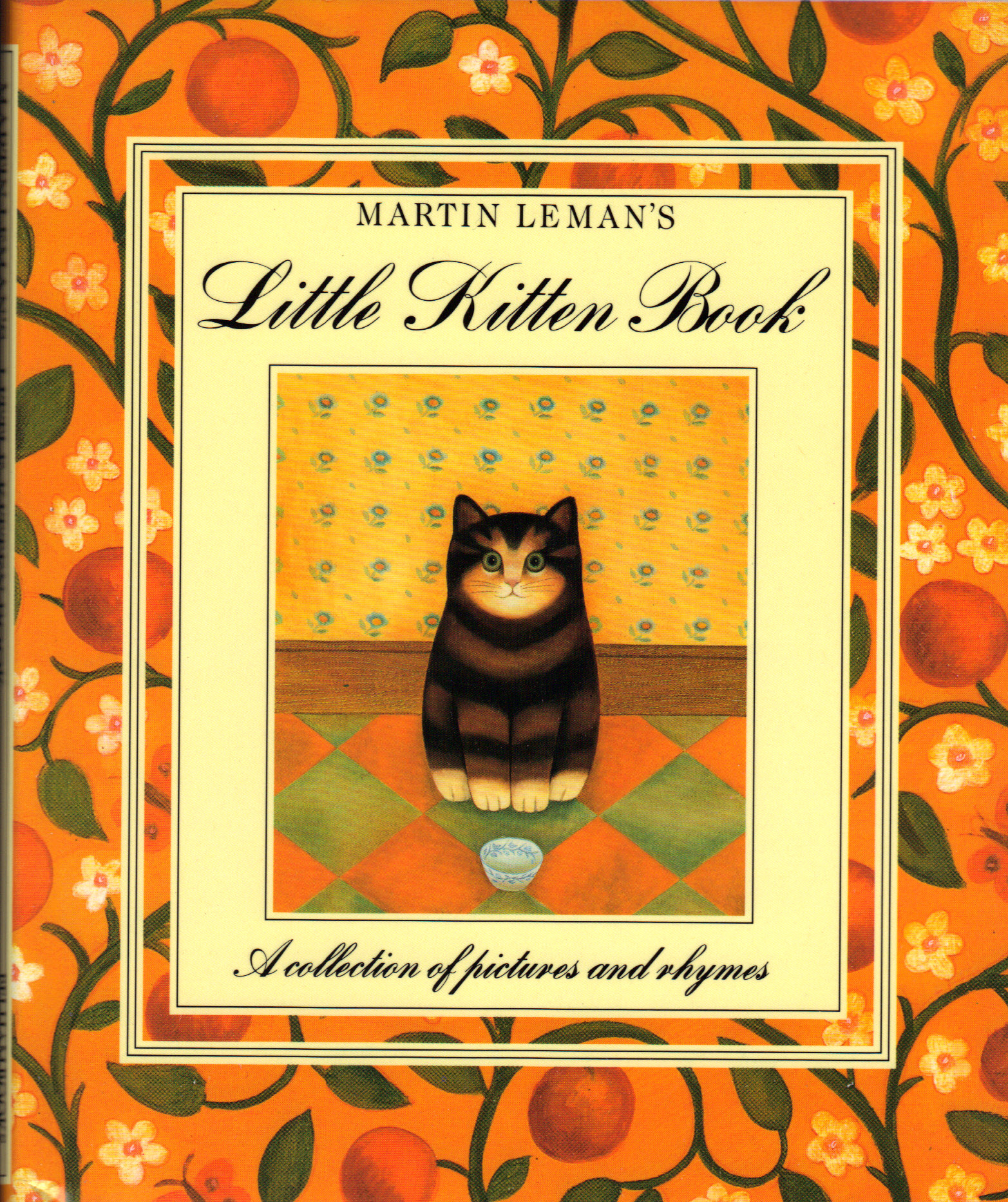 Image for MARTIN LEMAN'S LITTLE KITTEN BOOK