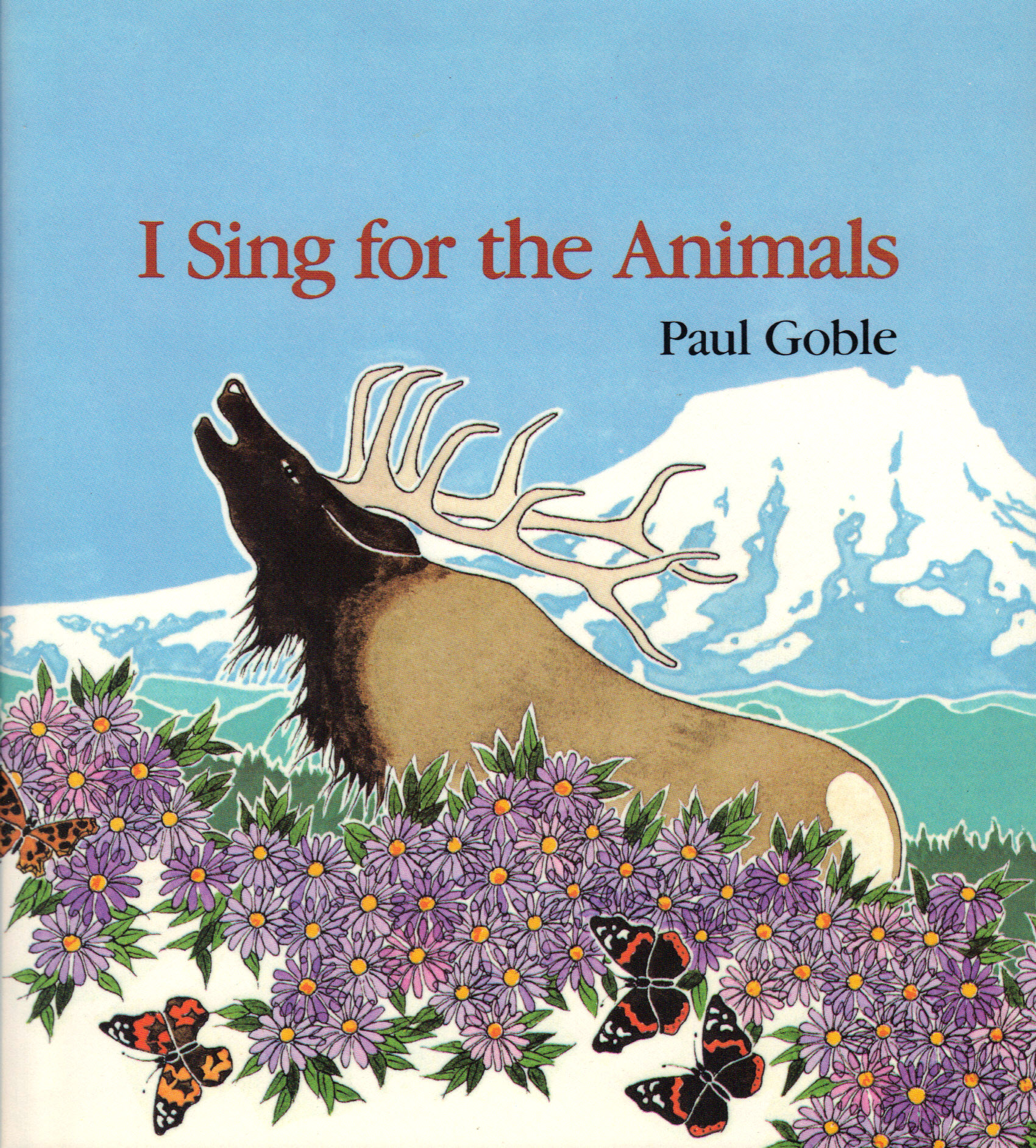 Image for I SING FOR THE ANIMALS