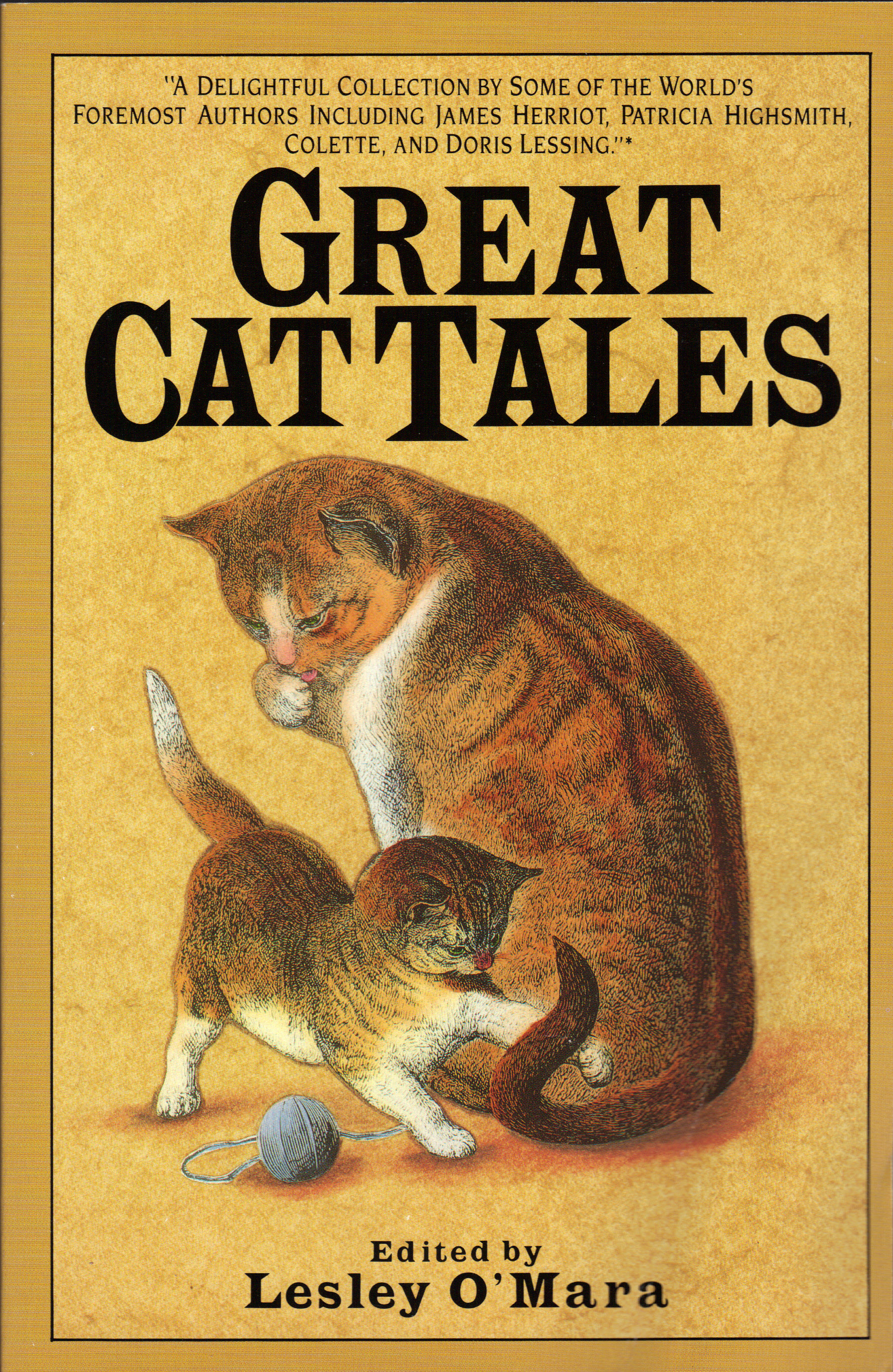 Image for GREAT CAT TALES