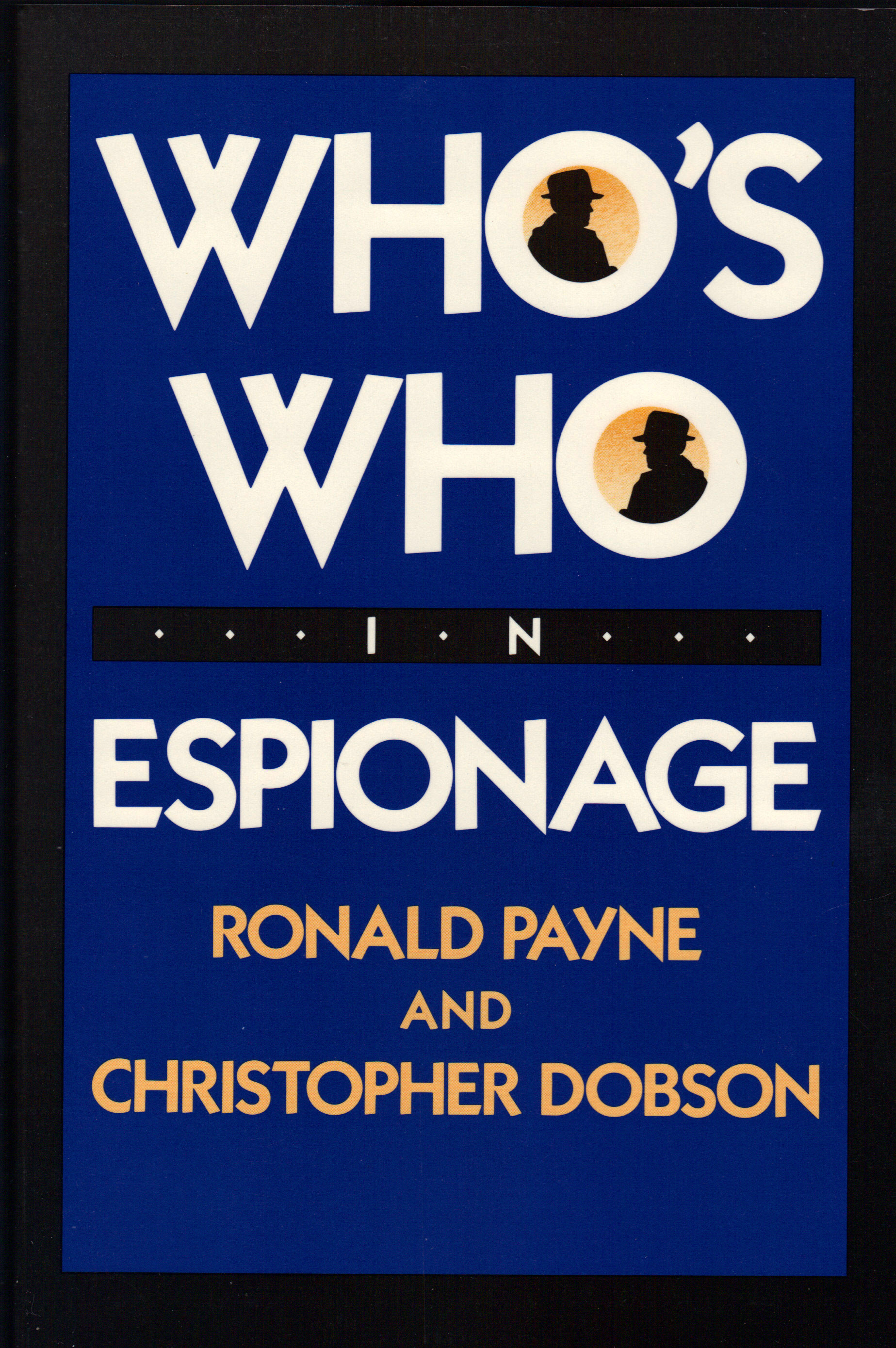 Image for WHO'S WHO IN ESPIONAGE