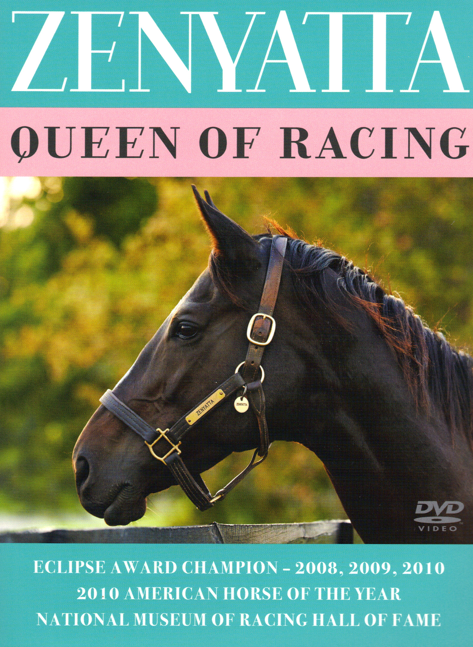 Image for ZENYATTA ~ QUEEN OF RACING