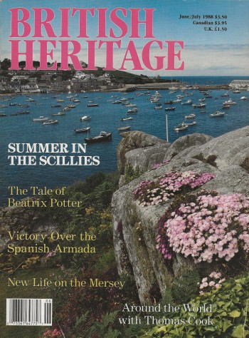 Image for BRITISH HERITAGE ~ JUNE / JULY 1988