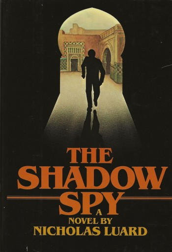 Image for THE SHADOW SPY