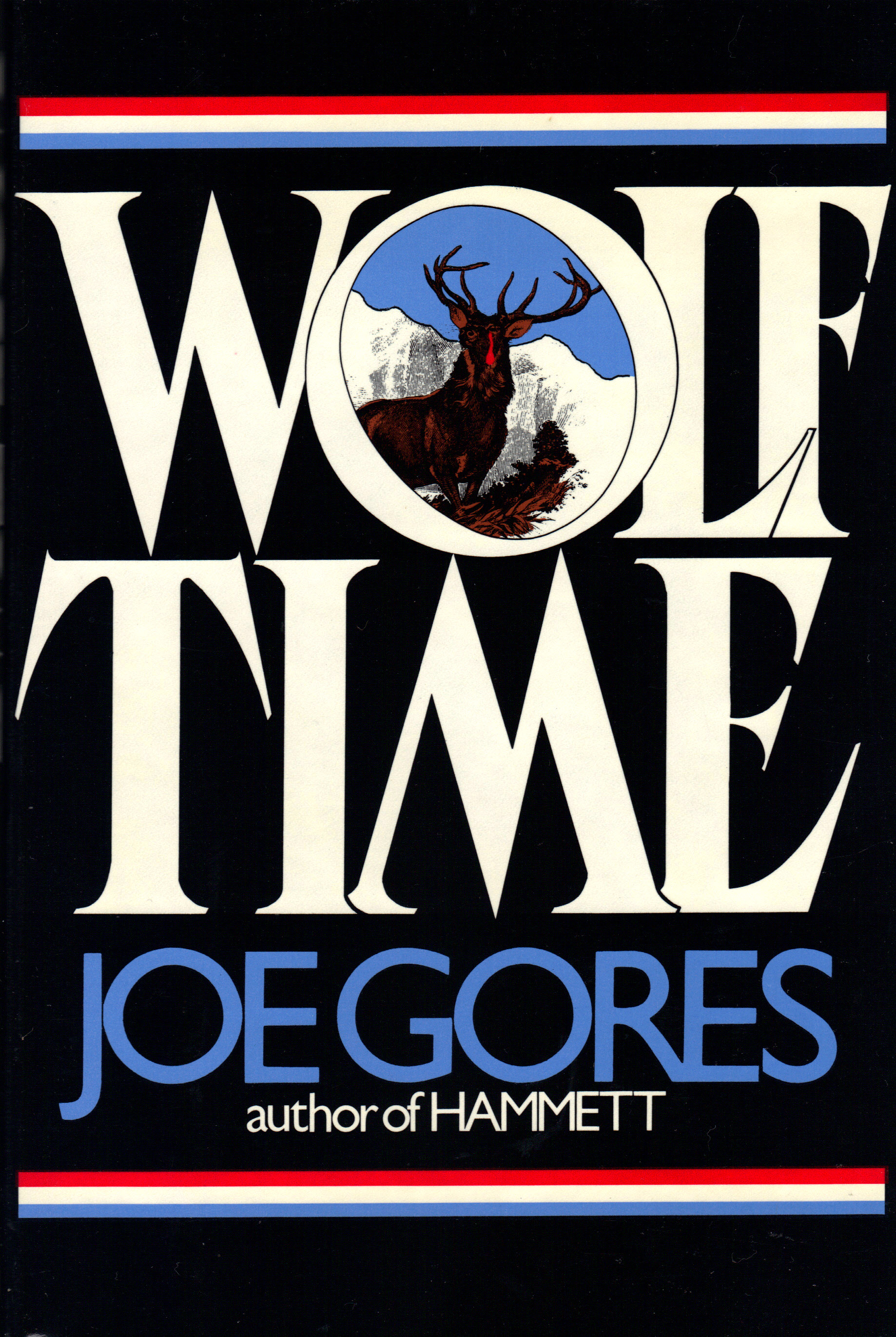 Image for WOLF TIME