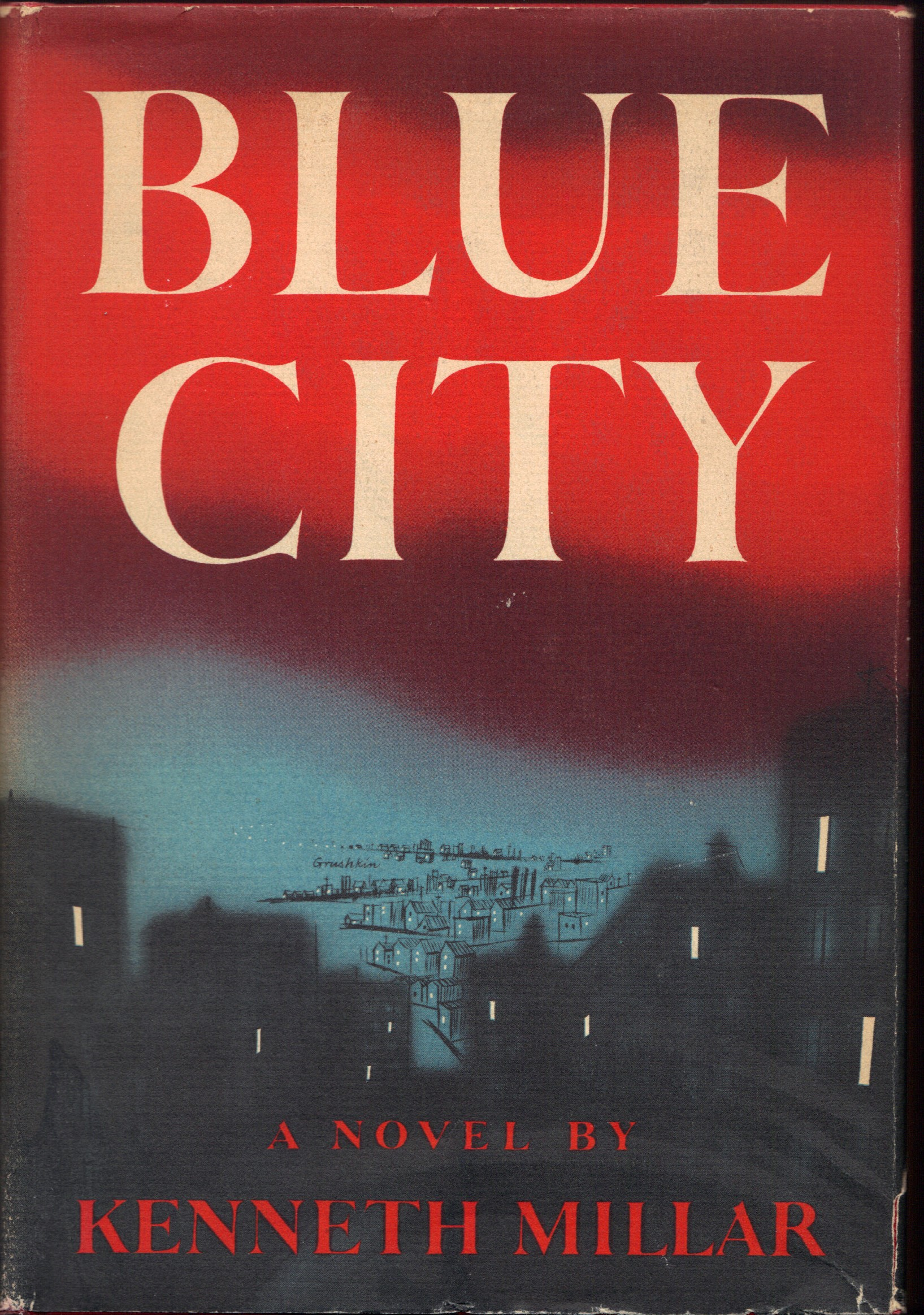 Image for BLUE CITY