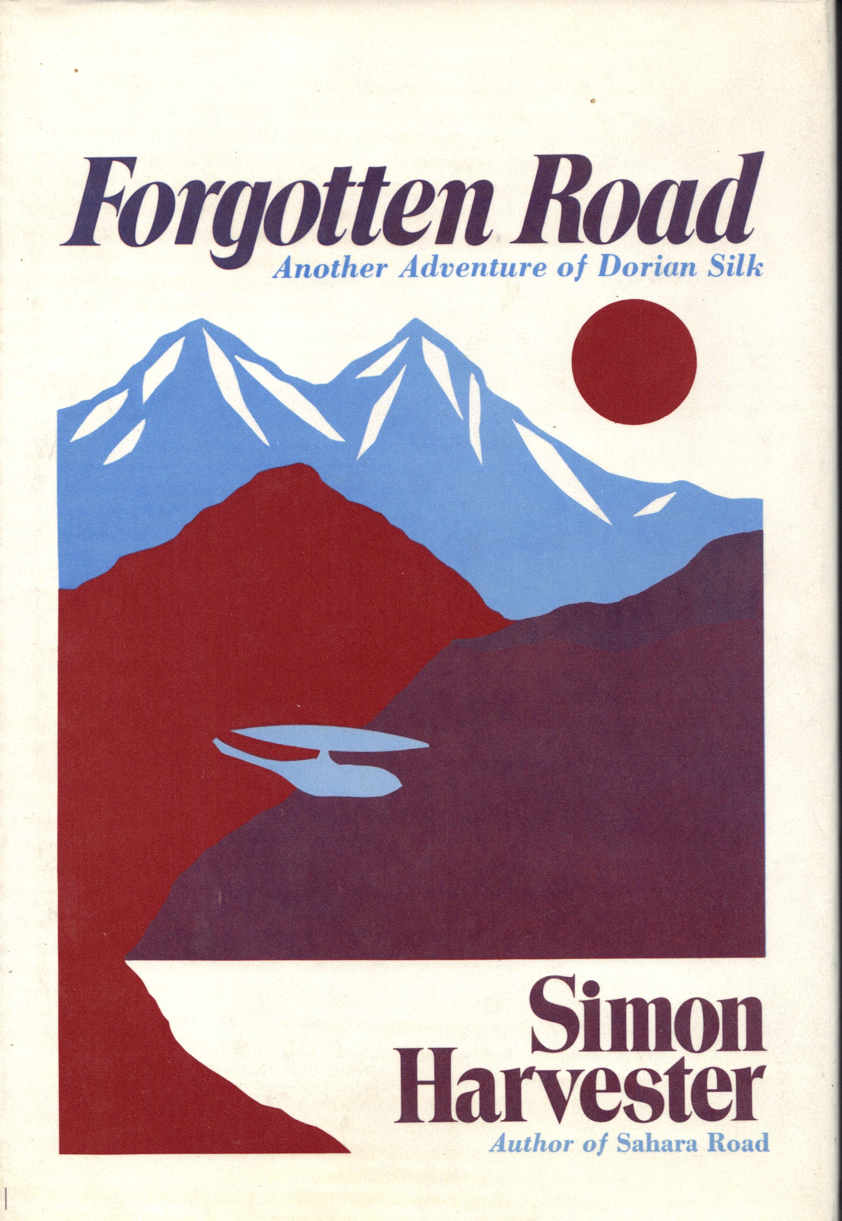 Image for FORGOTTEN ROAD