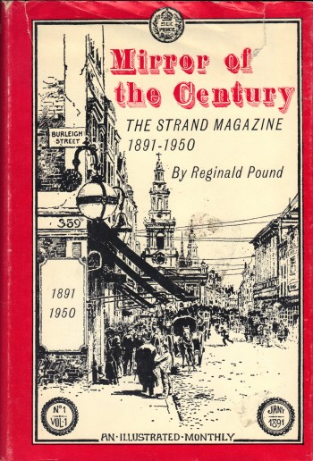 Image for MIRROR OF THE CENTURY ~ The Strand Magazine 1891 - 1950