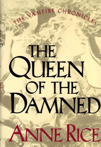 Image for THE QUEEN OF THE DAMNED