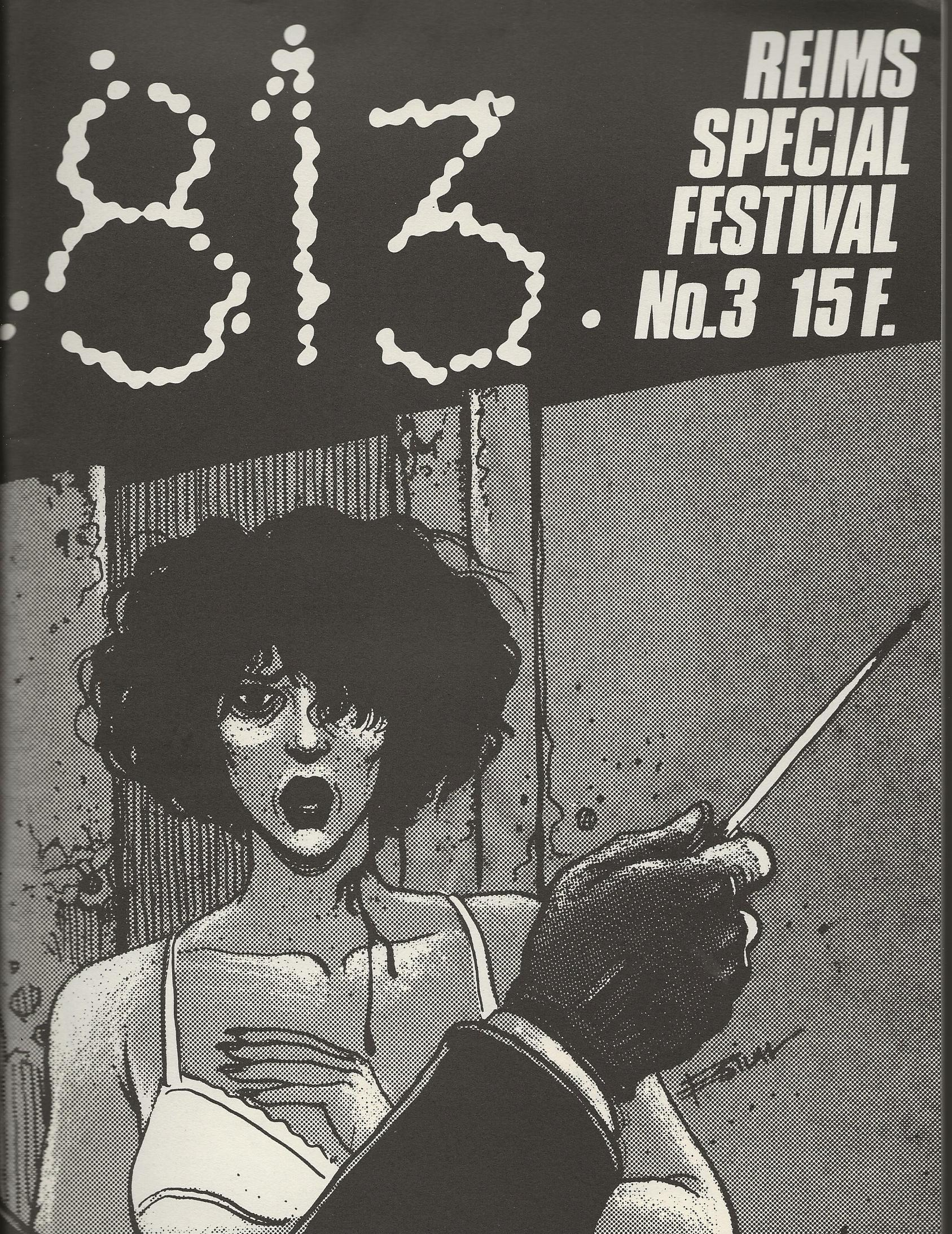 813 ~ No. 3 ~ Reims Special Festival