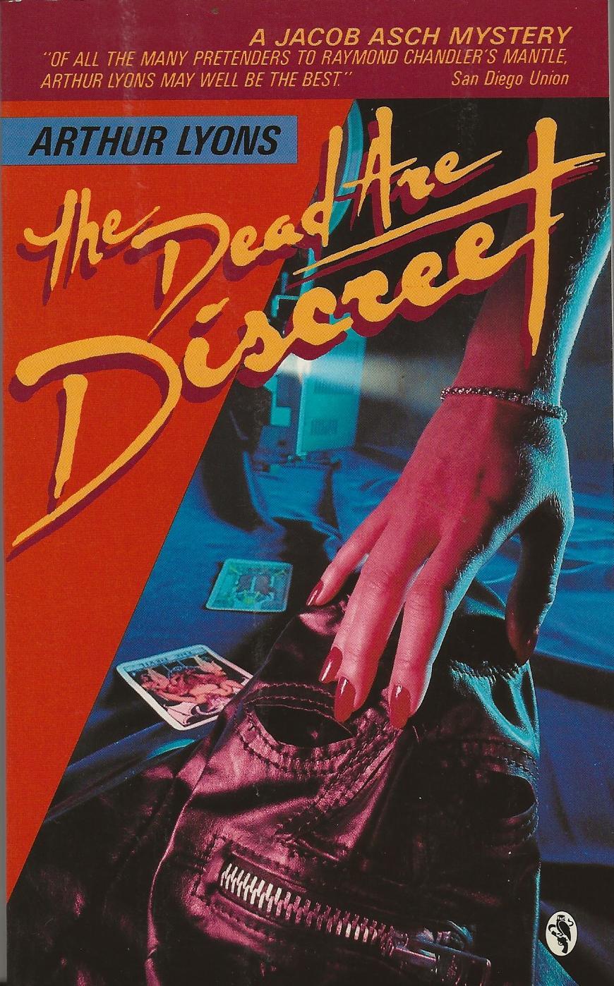 THE DEAD ARE DISCREET