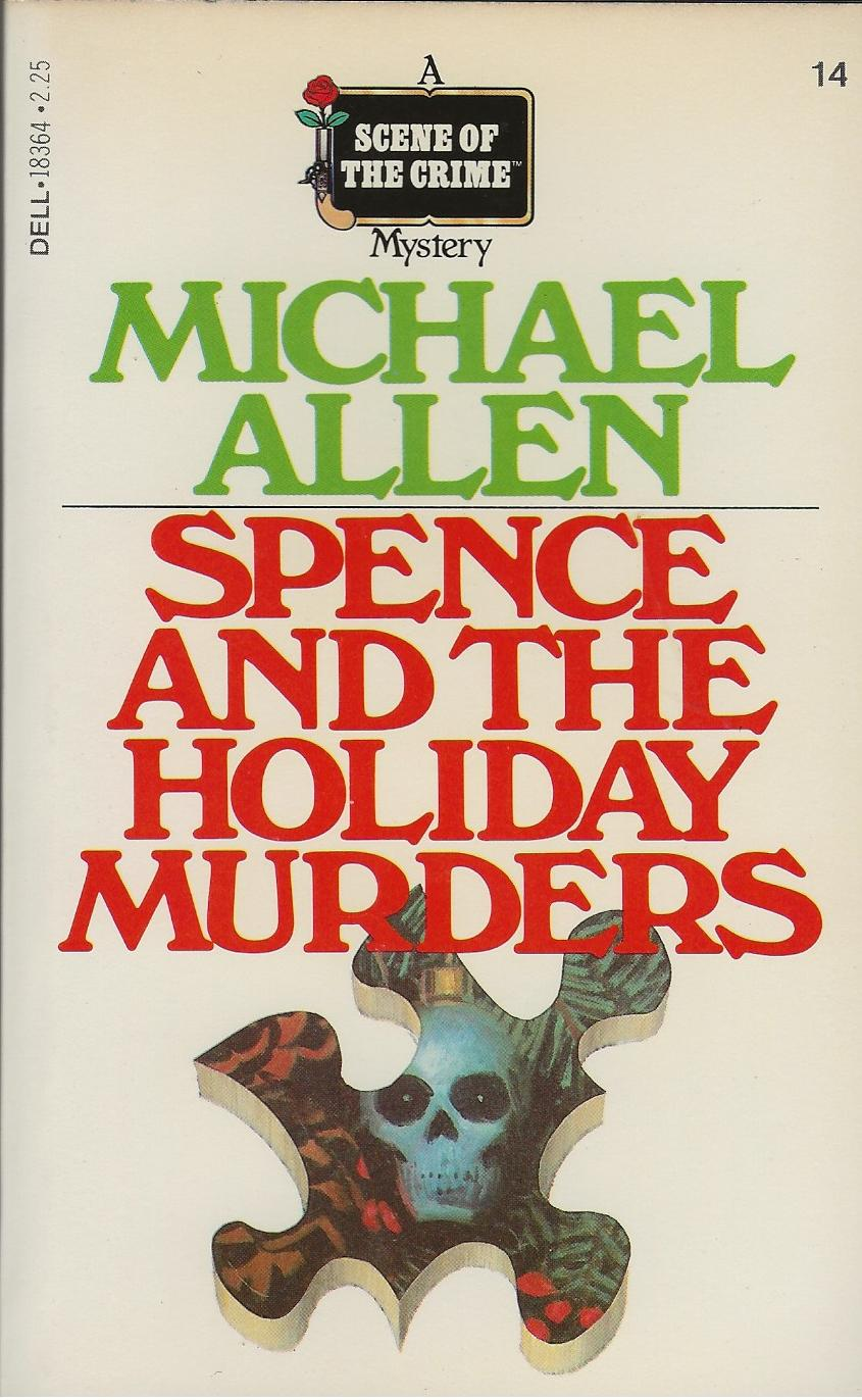 Image for SPENCE AND THE HOLIDAY MURDERS
