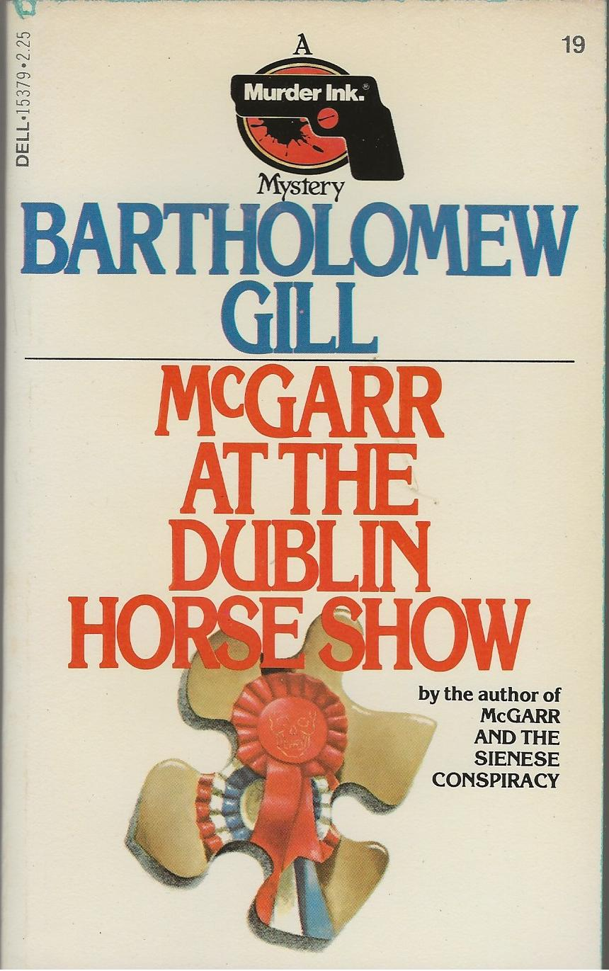Image for MCGARR AT THE DUBLIN HORSE SHOW
